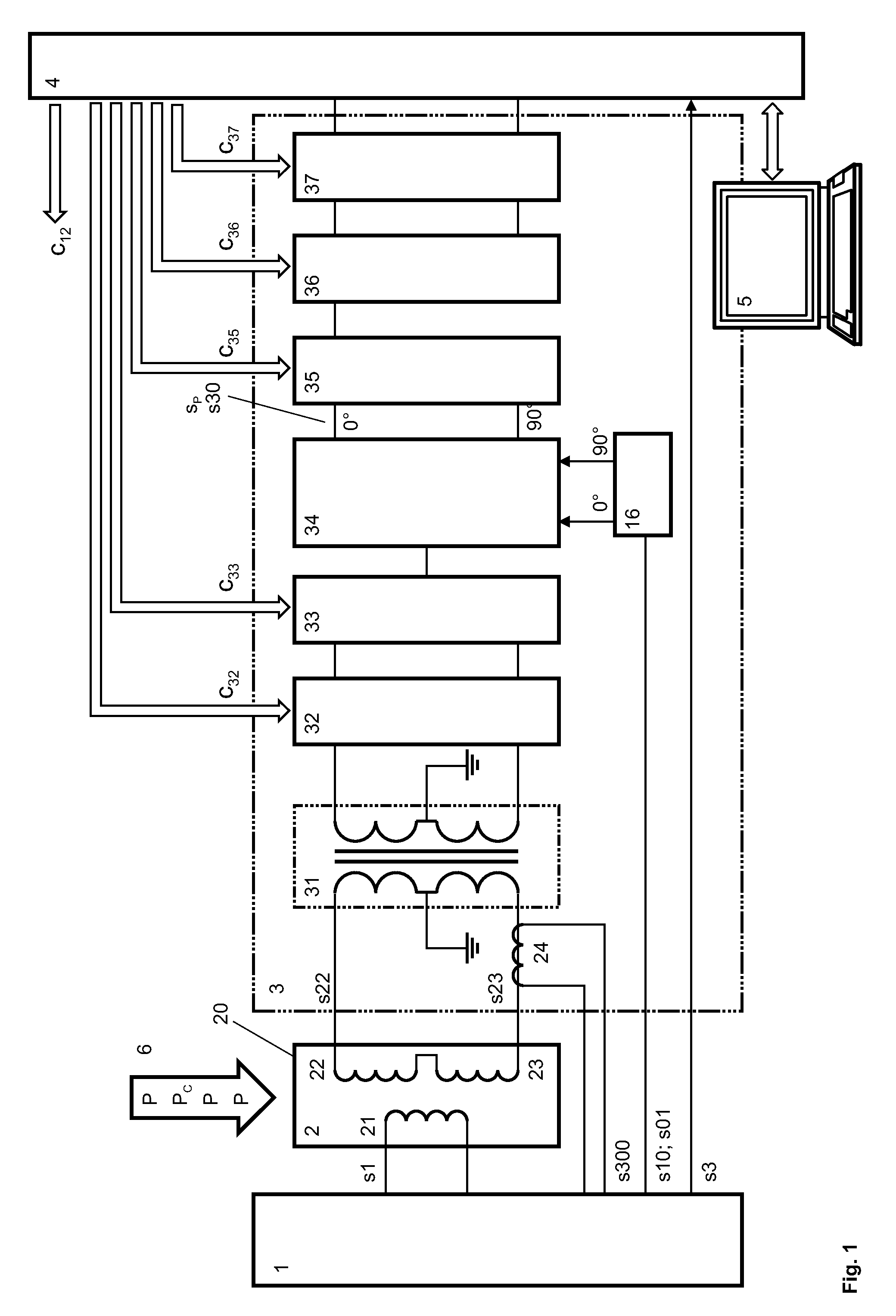 US08314713 20121120 D00001 patent us8314713 method for monitoring the operation of a metal safeline metal detector wiring diagram at n-0.co