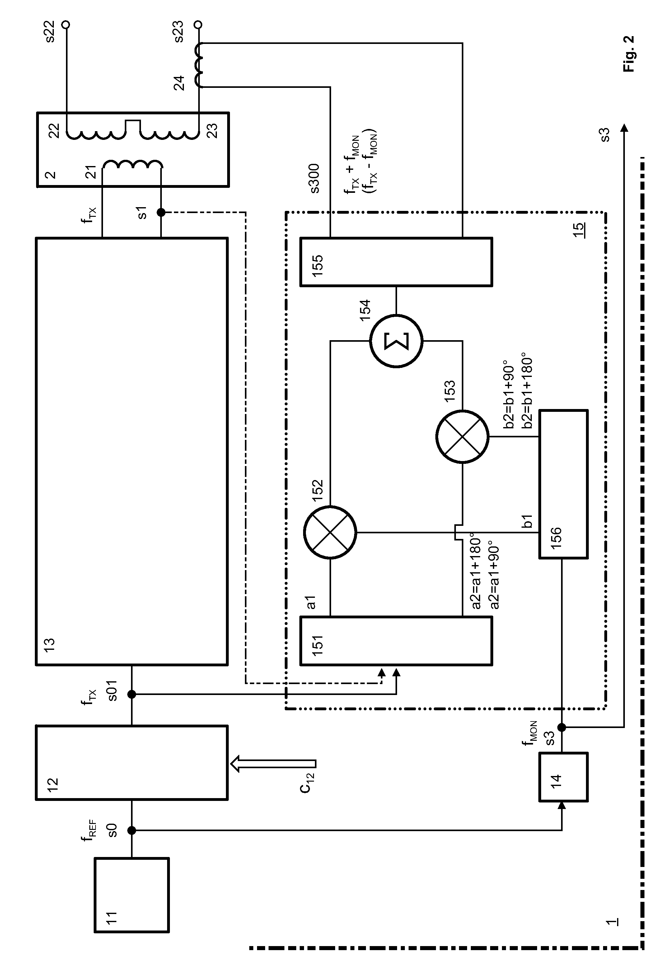 US08314713 20121120 D00002 patent us8314713 method for monitoring the operation of a metal safeline metal detector wiring diagram at mifinder.co