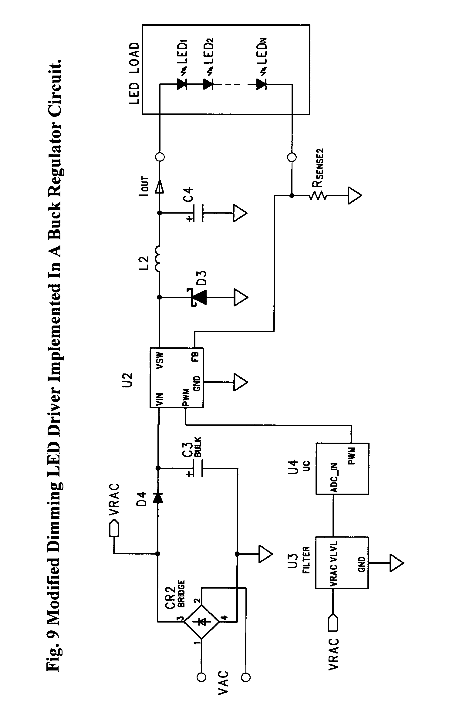 Patent Us8319445 Modified Dimming Led Driver Google Patents Dimmers For Circuits Diagram Pwm 555 Dimmer Drawing