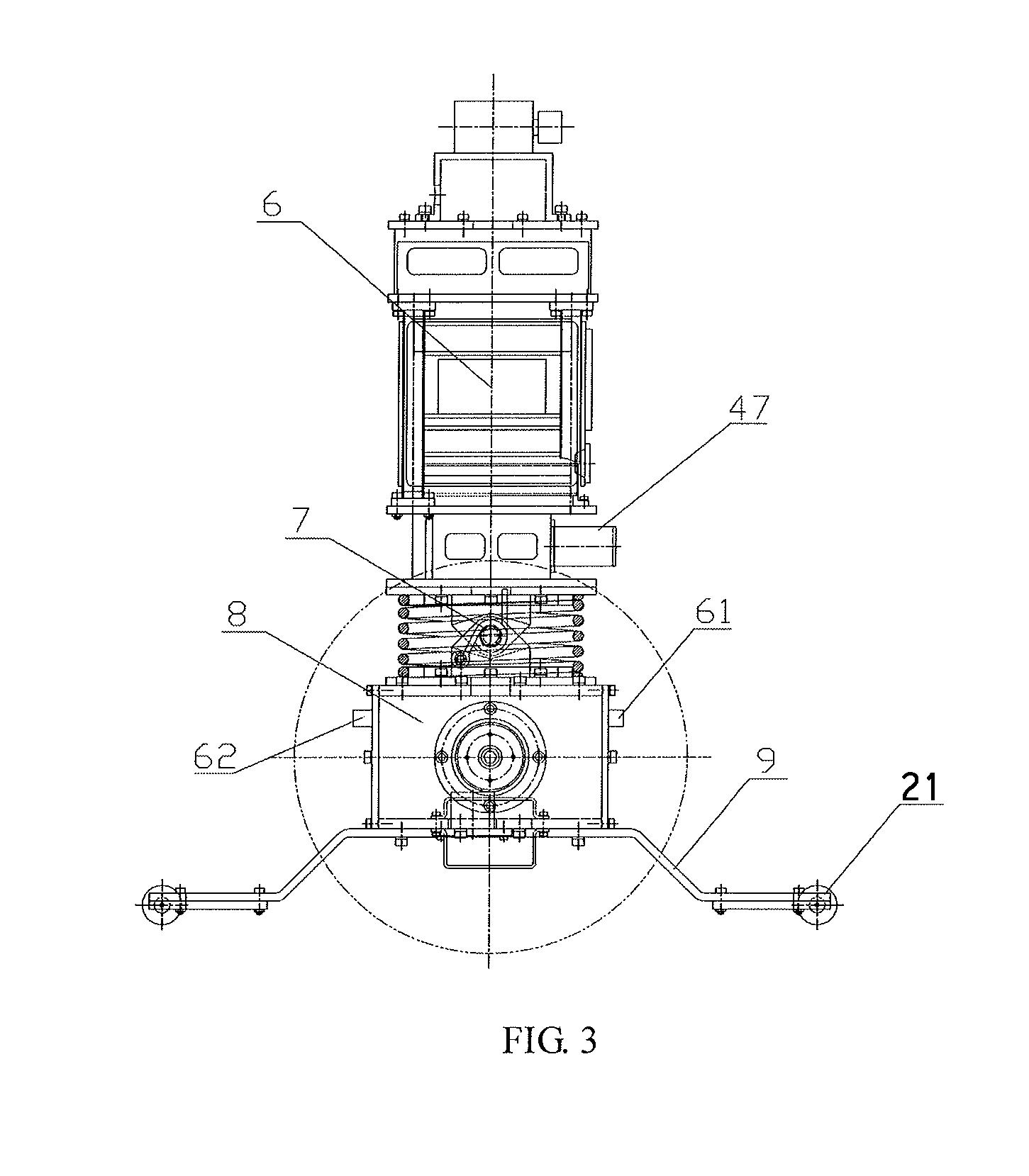 patent us8321053
