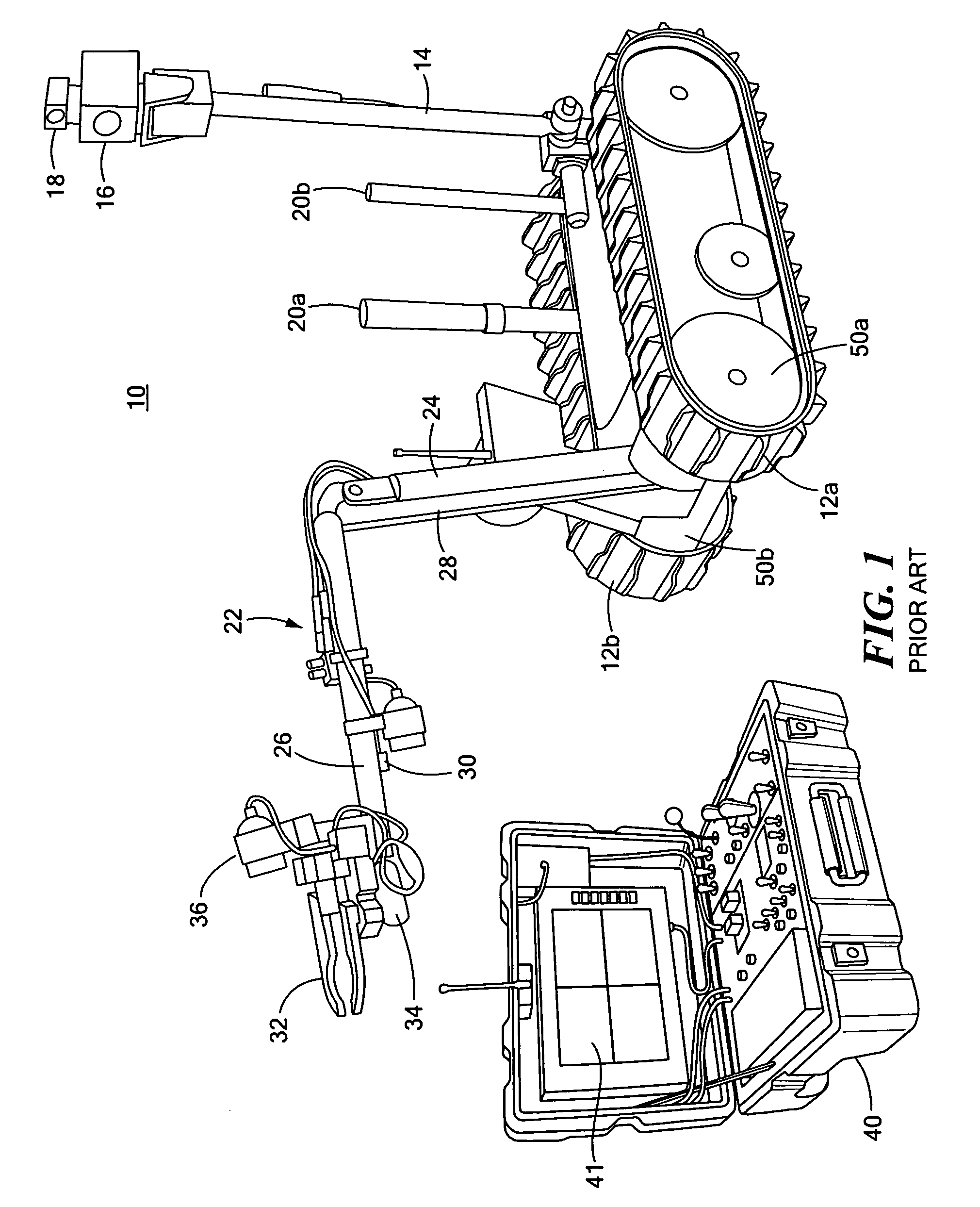 patent us8322249 - robot arm assembly