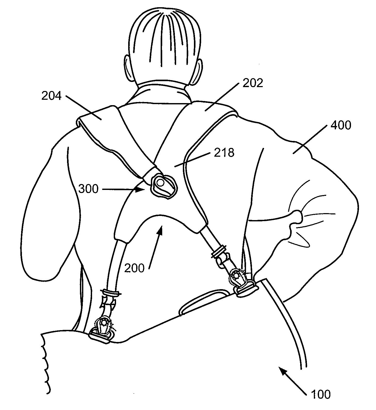 Shoulder Harness For Golf Bag 101