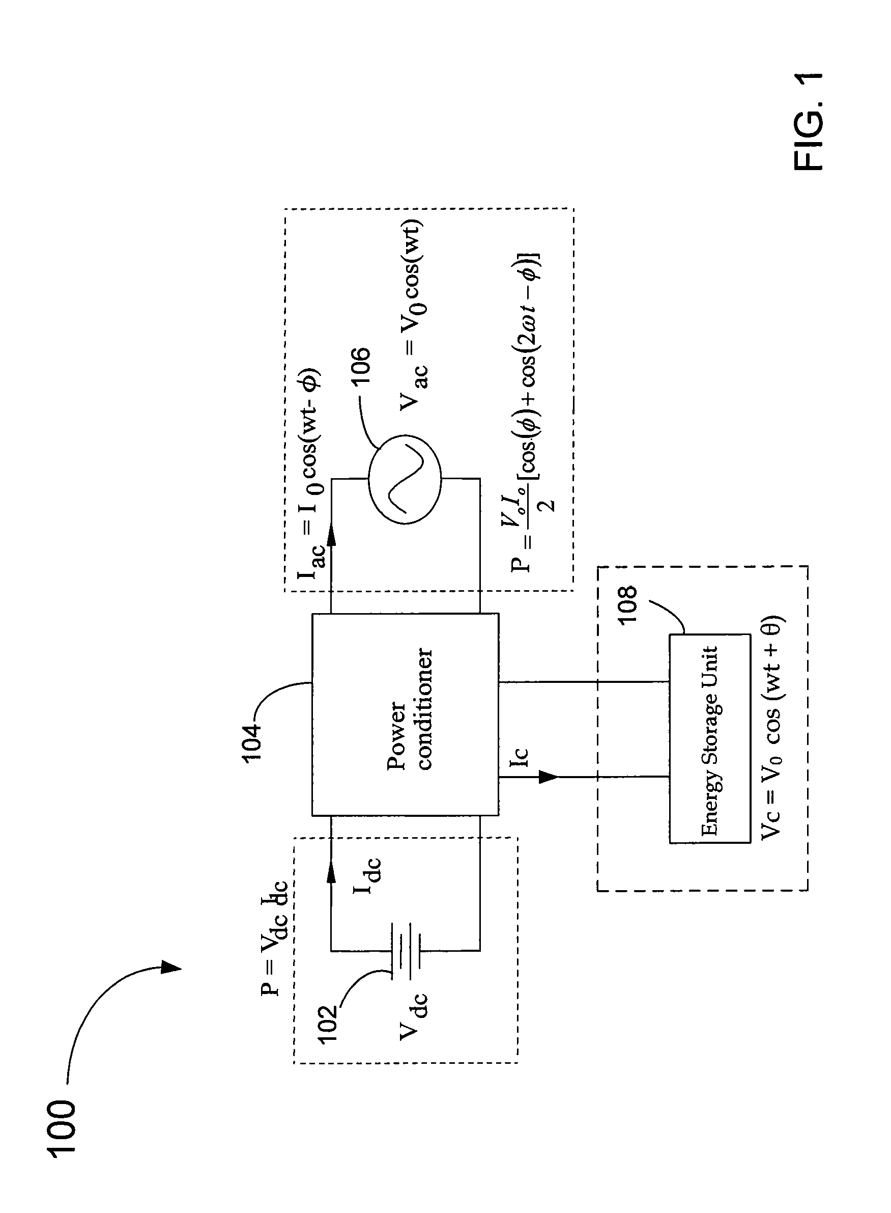 Patent US8325499 Methods for minimizing doublefrequency ripple