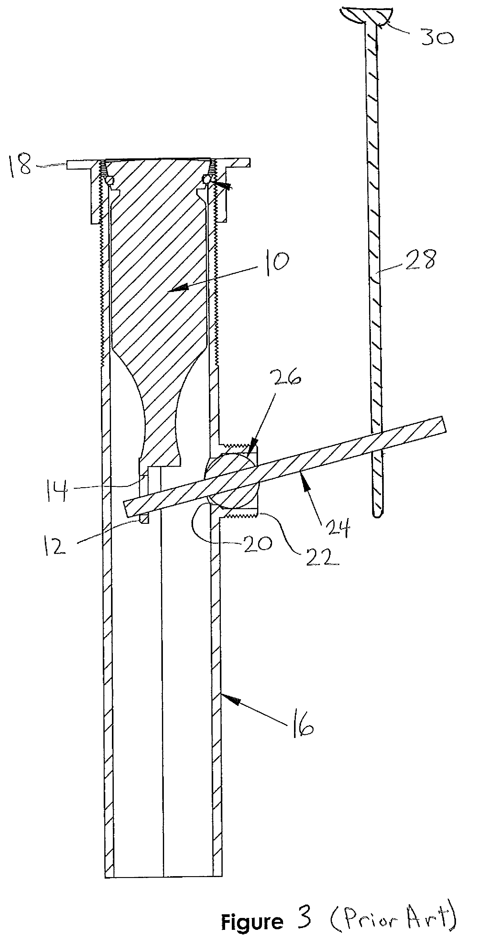 Luxury Patent Drawing