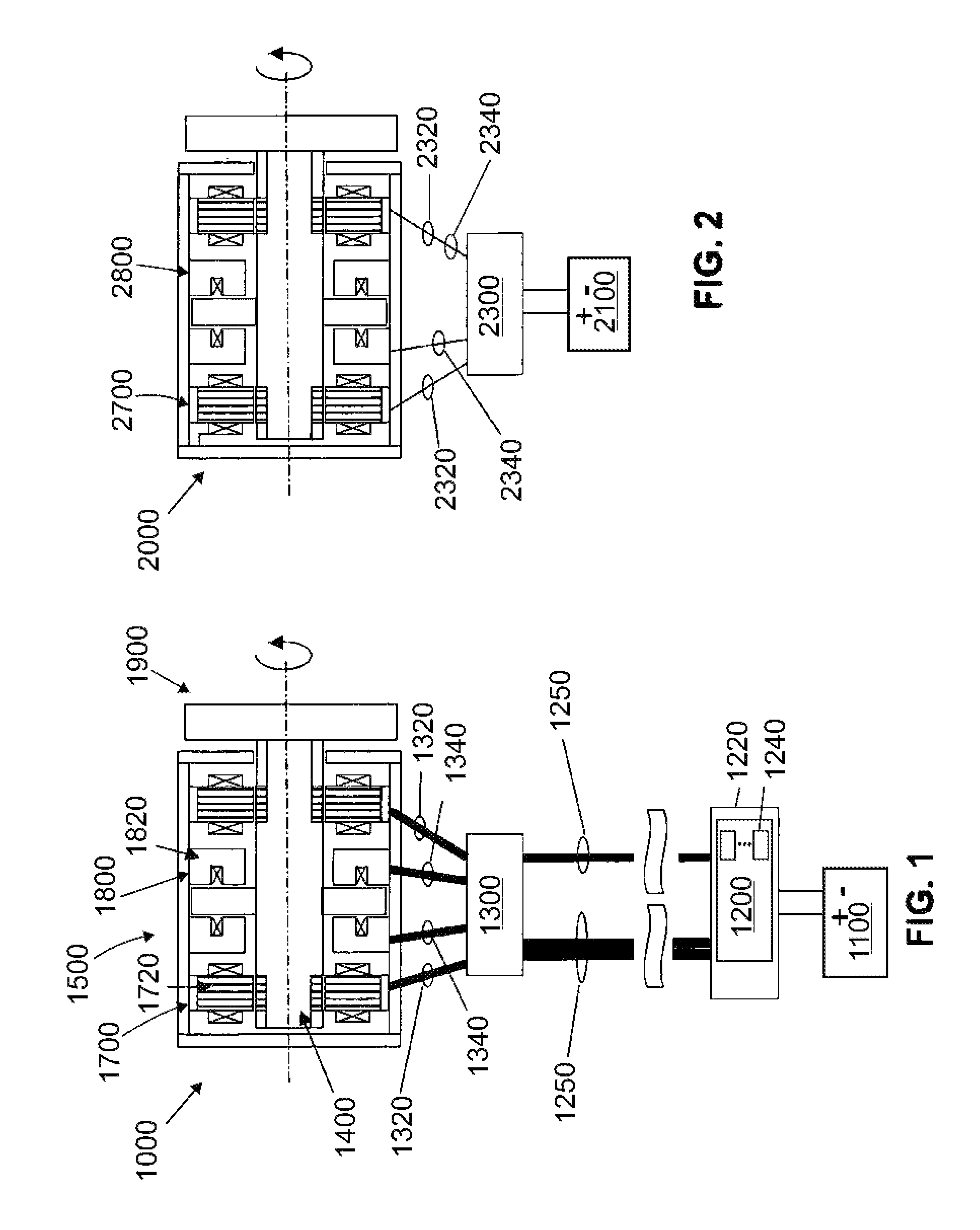 Patent US Magnetic Thrust Bearing With Integrated - Pla relay working principle