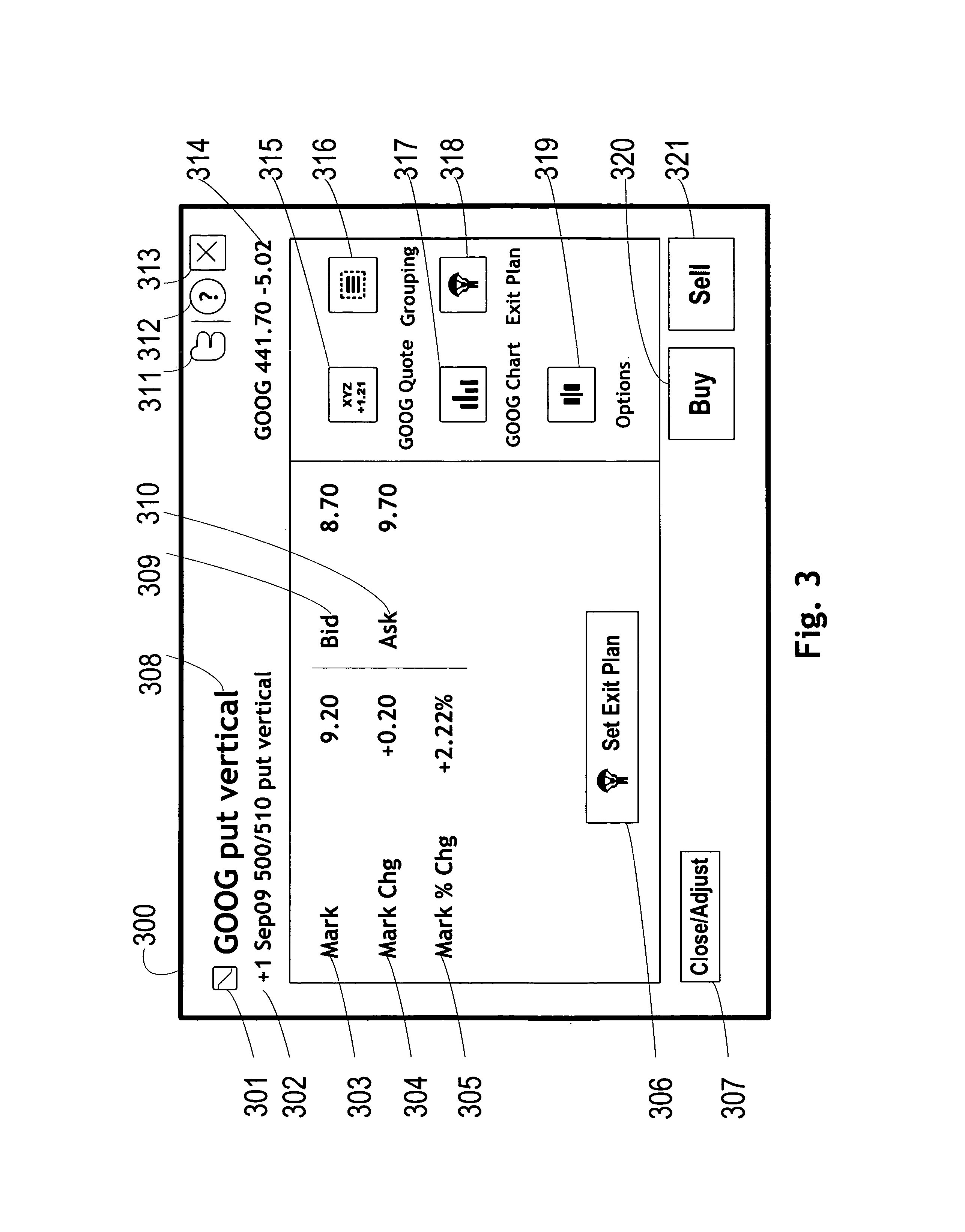 Patent a trading strategy