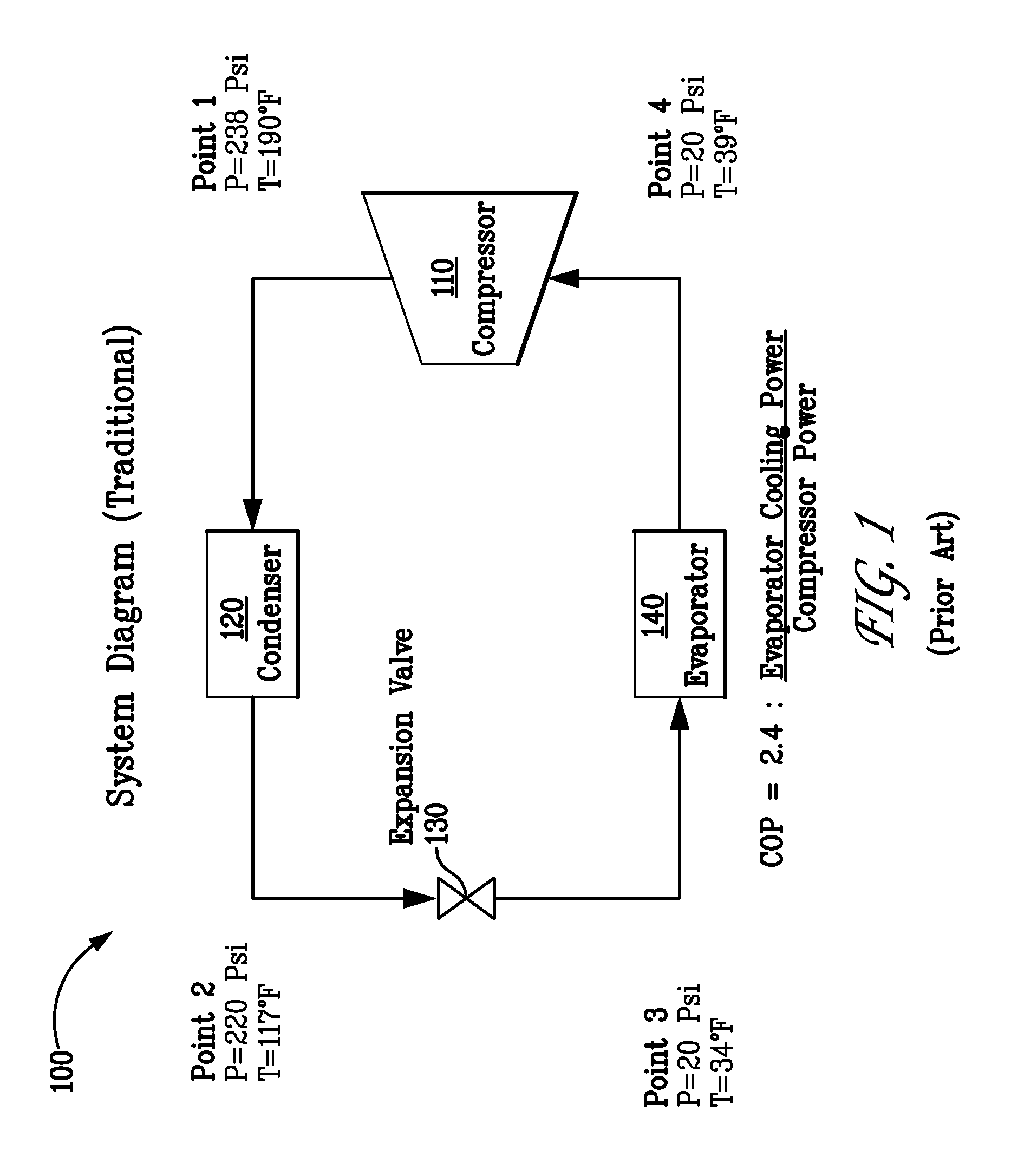 Patent US Supersonic cooling system Google Patents