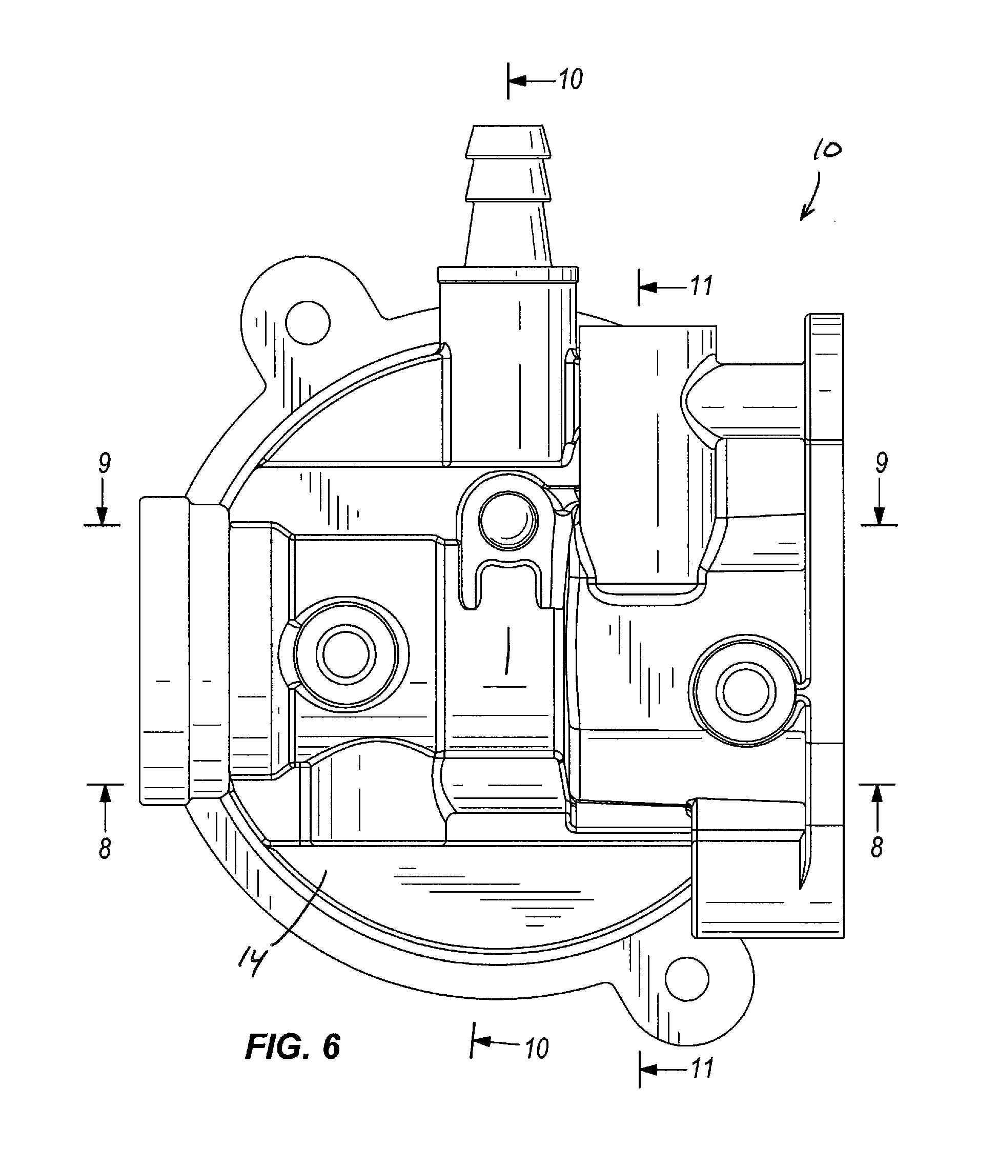Brevet Us8333366 Carburetor Including One Piece Fuel Metering Zenith Stromberg Parts Diagram Besides Patent Drawing