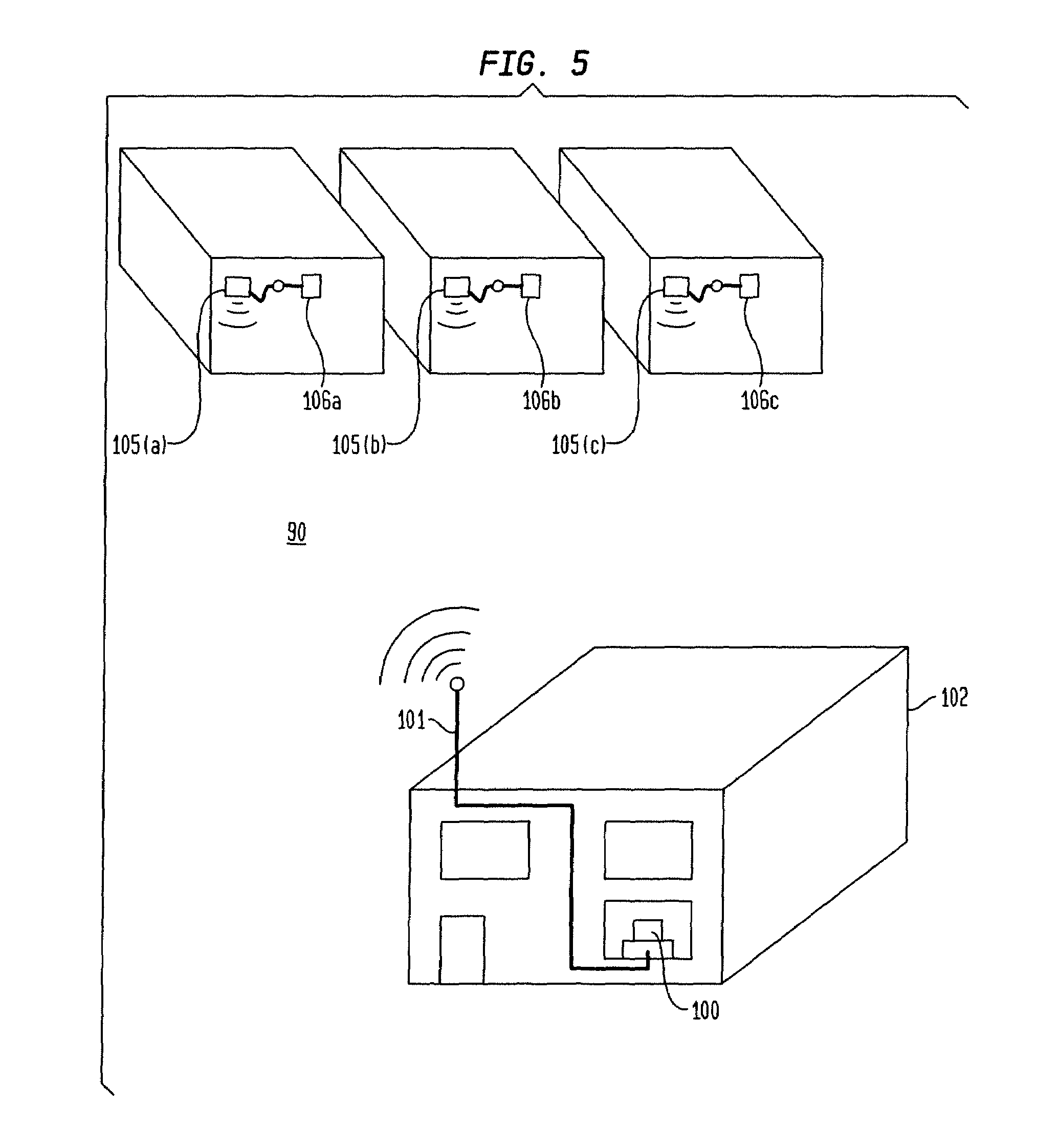 Patent Us8334781 Apparatus And Method For Wireless
