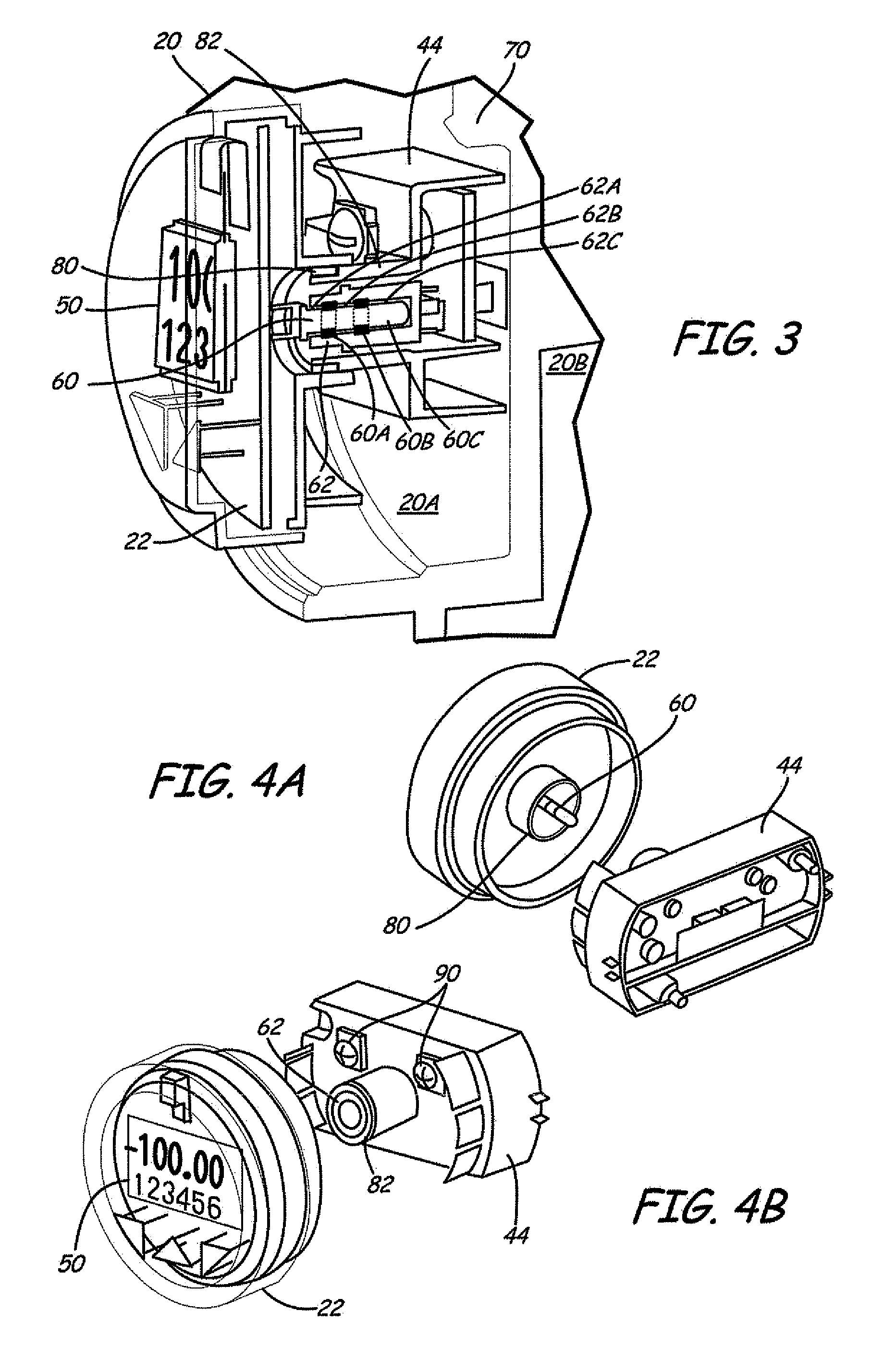 patent us8334788 process variable transmitter display patent drawing