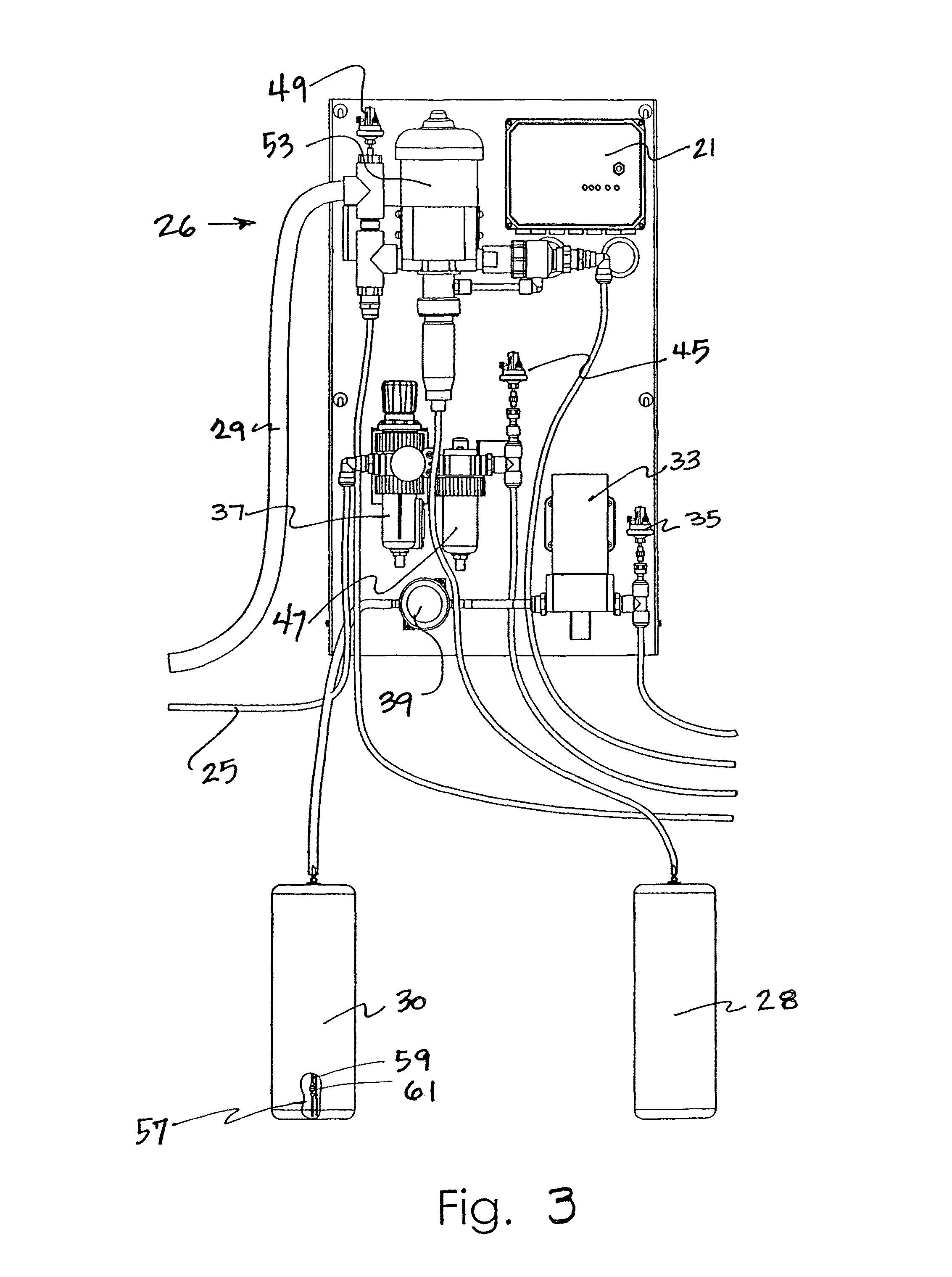 Patent US8342125 - Safety valve for an automatic dairy animal ...