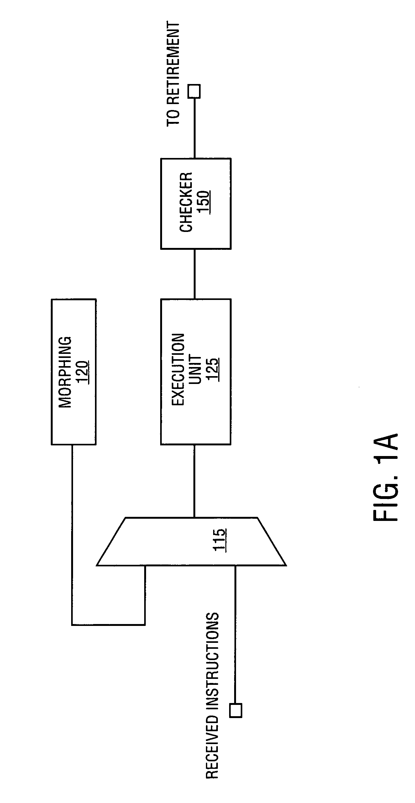 Patent Us8347066 Replay Instruction Morphing Google Patents Transistor Tester Circuit Diagram And Instructions Drawing