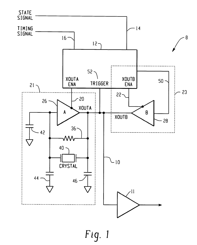 patent us8354868