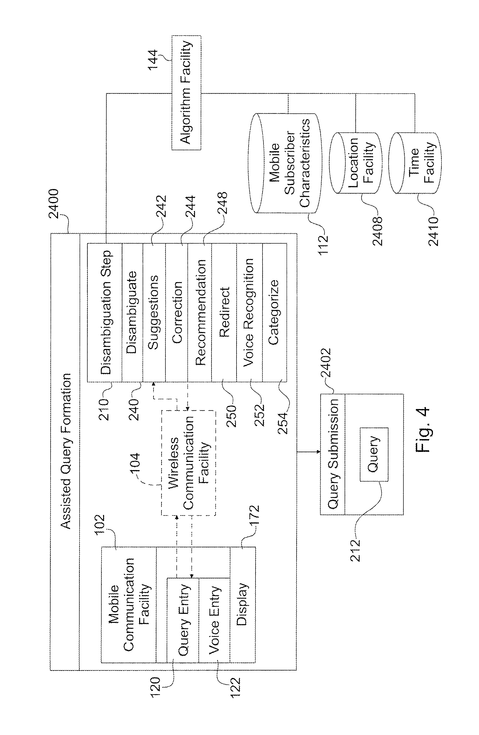 patent us interaction analysis and prioritization of