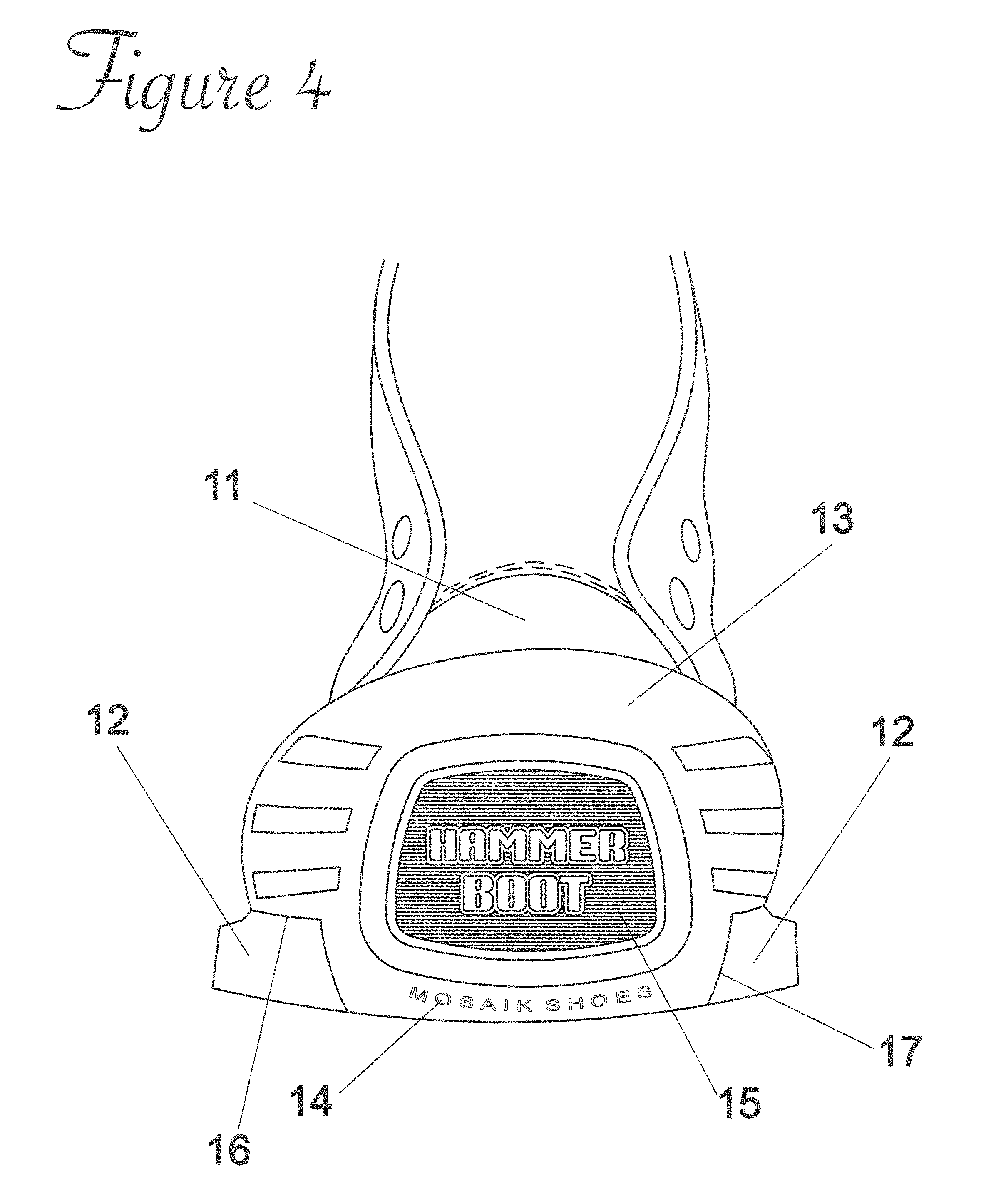 Patente Us8359772 Safety Footwear Google Patentes Honda Ruckus Gy6 Wiring Diagram Patent Drawing