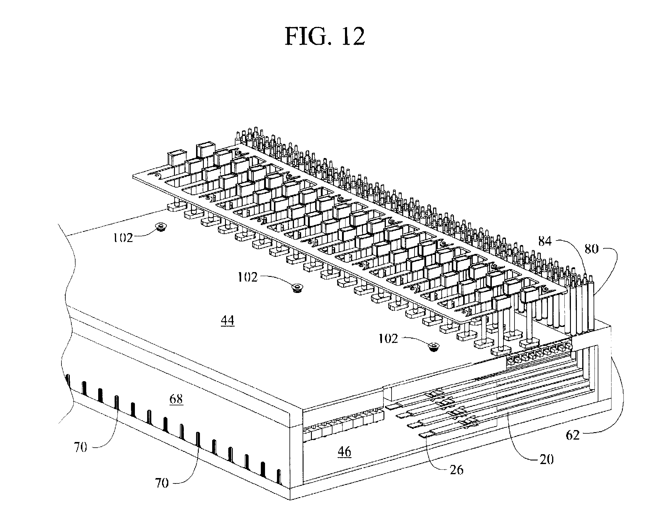 patent us8360778 - braille cell cap