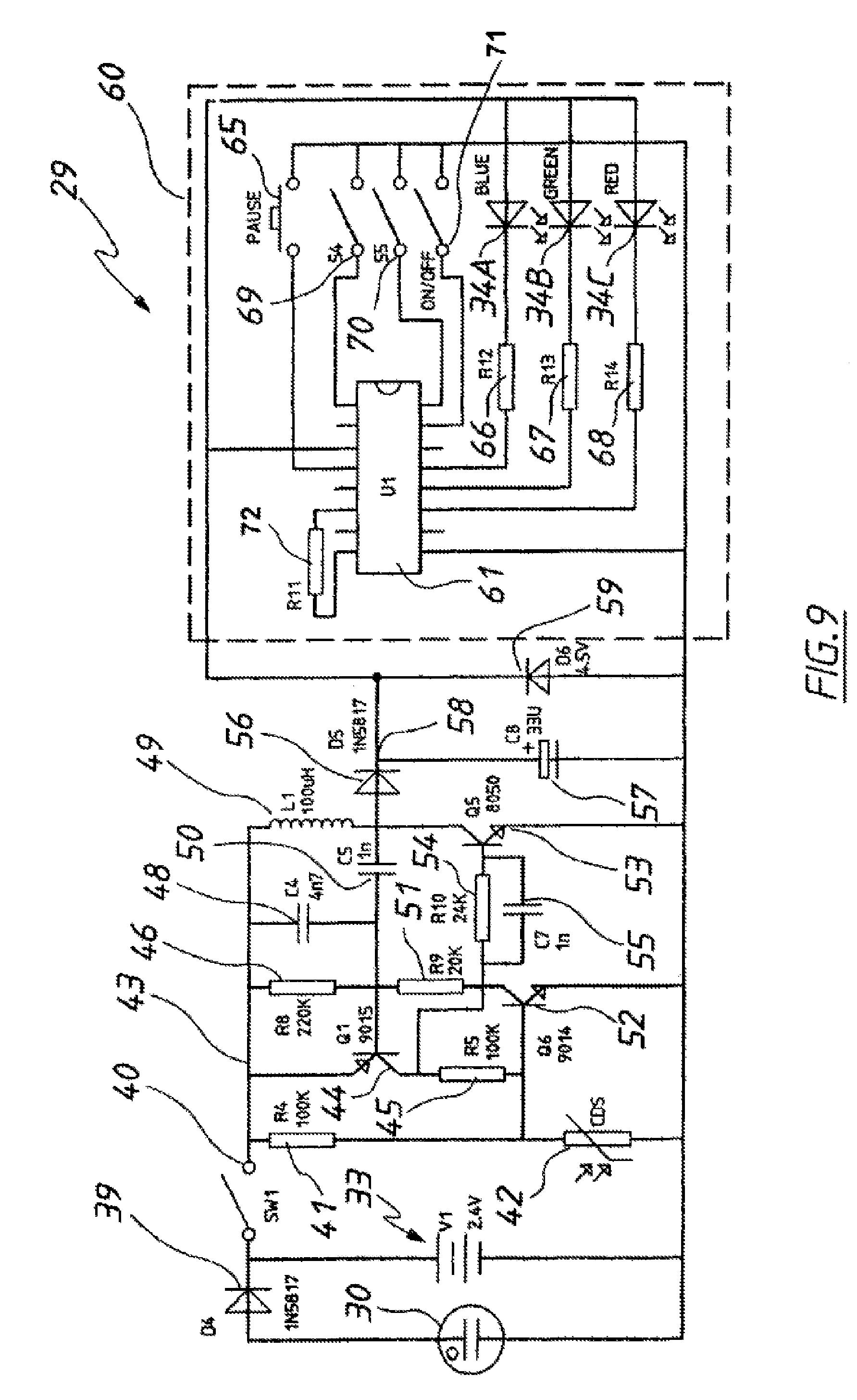 patent us8362700