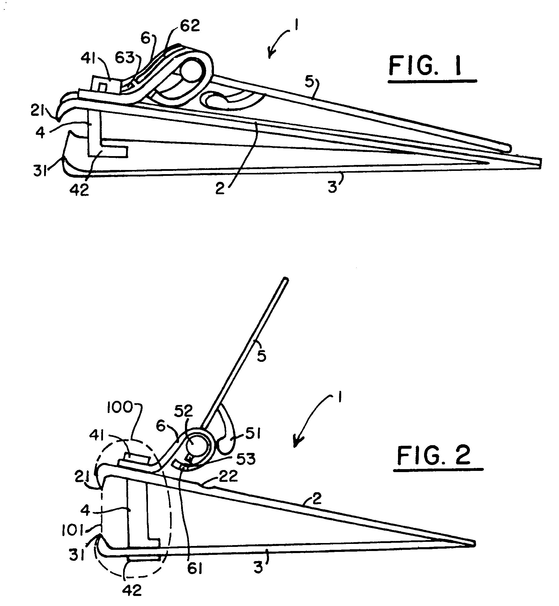 Patent US8365415 - Nail clipper for accommodating ...
