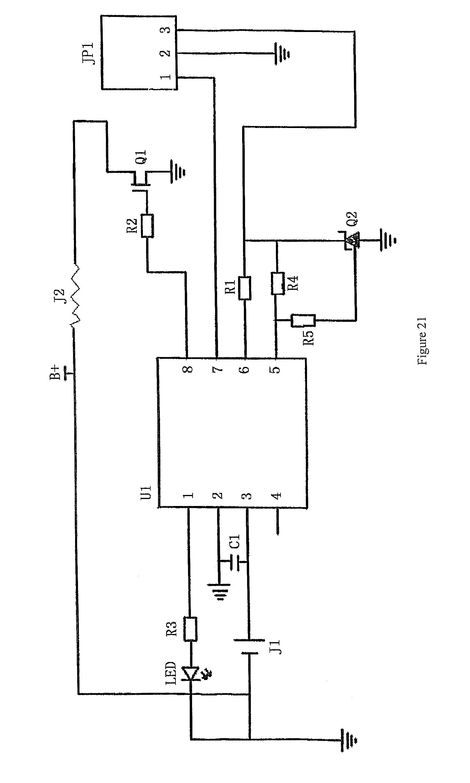 patent us8365742 aerosol electronic cigarette google patents patent drawing