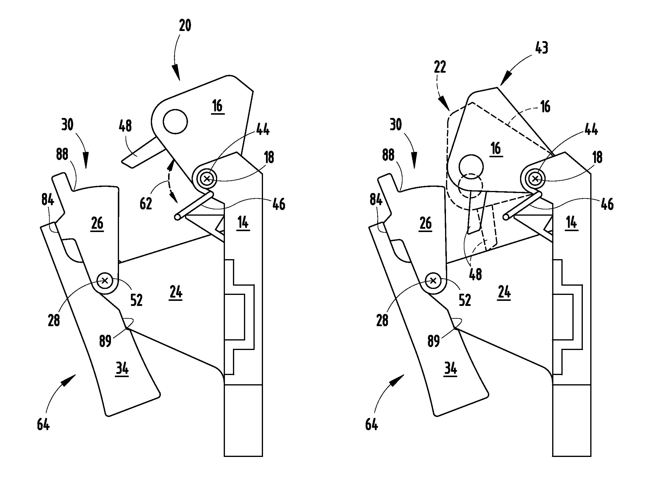 Lever Latch Mechanism : Commercial door lever diagram html imageresizertool