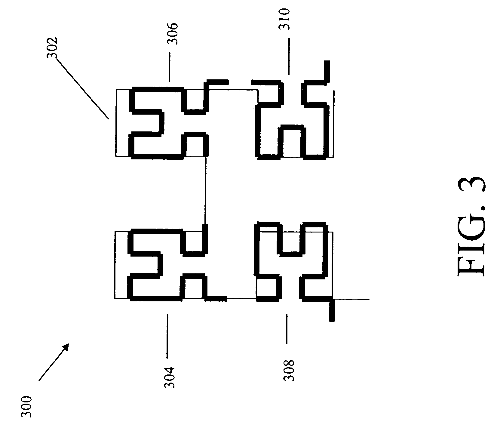 patent us8369950 - implantable medical device with fractal antenna