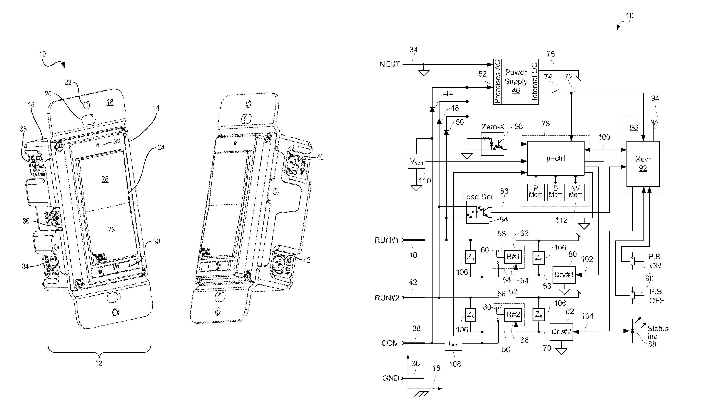 patent us8373313