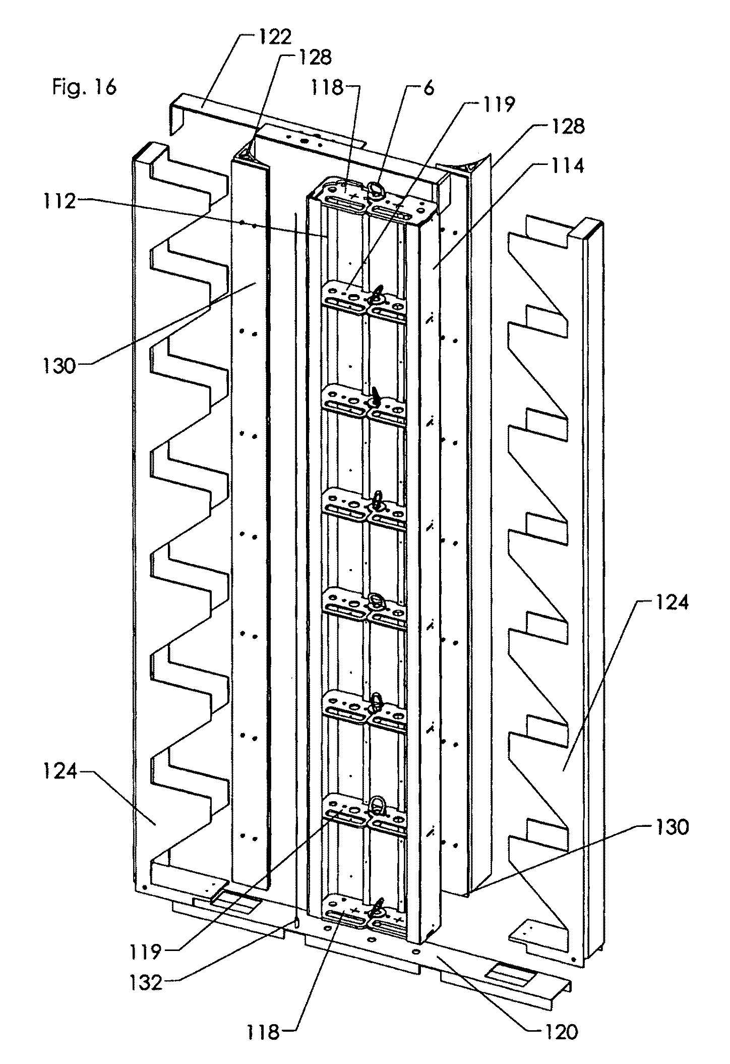 patent us8375669 formwork and method for constructing rammed