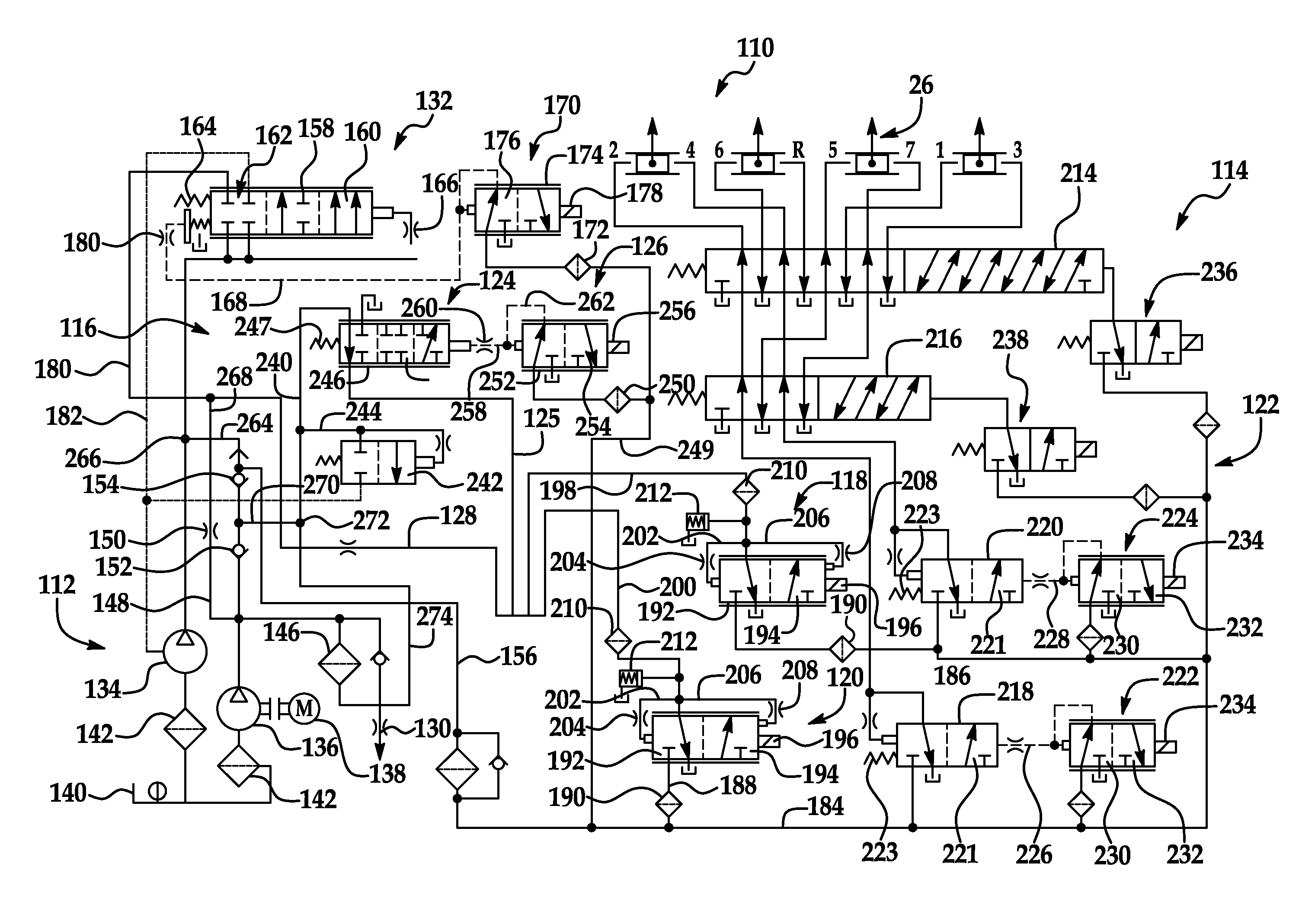 patent us8376906 automatic transmission for a hybrid vehicle patent drawing