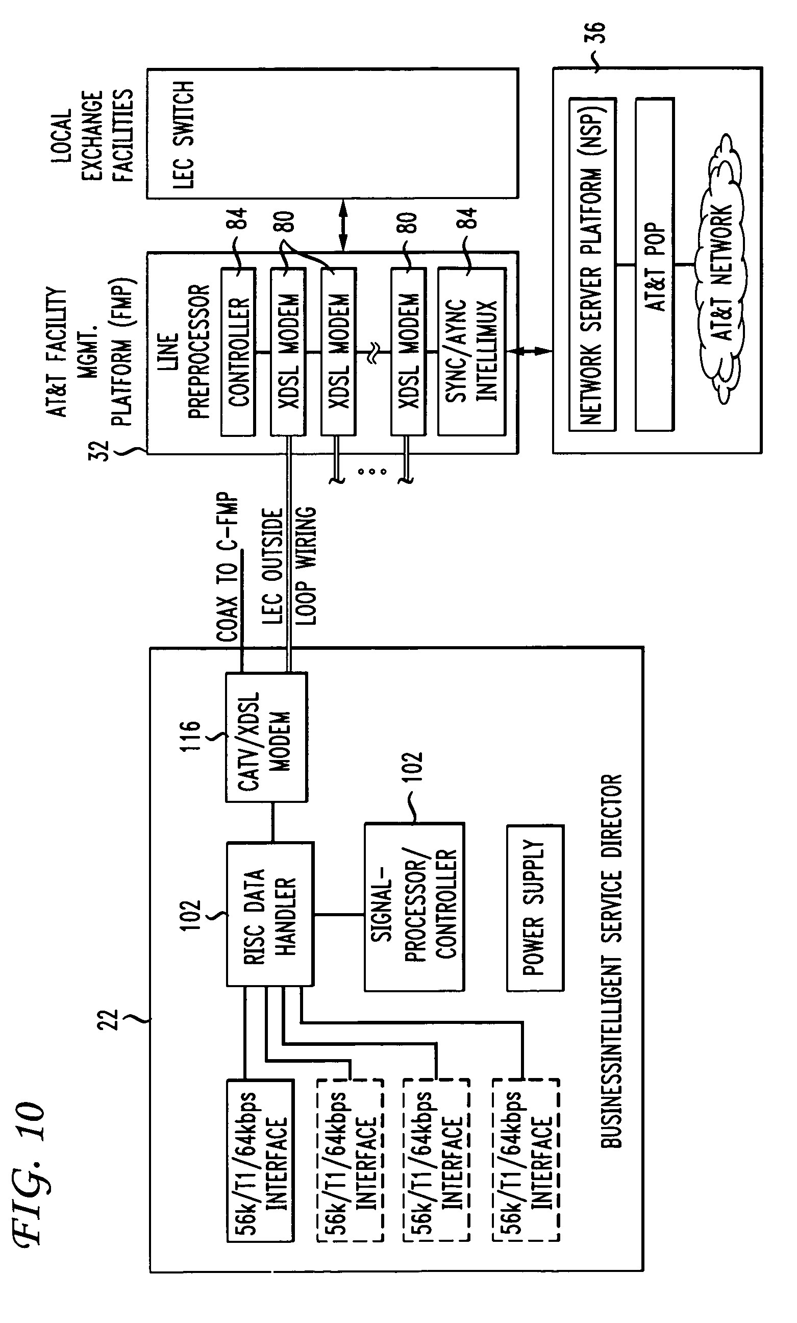 patent us8379543 facility management platform for a hybrid patent drawing