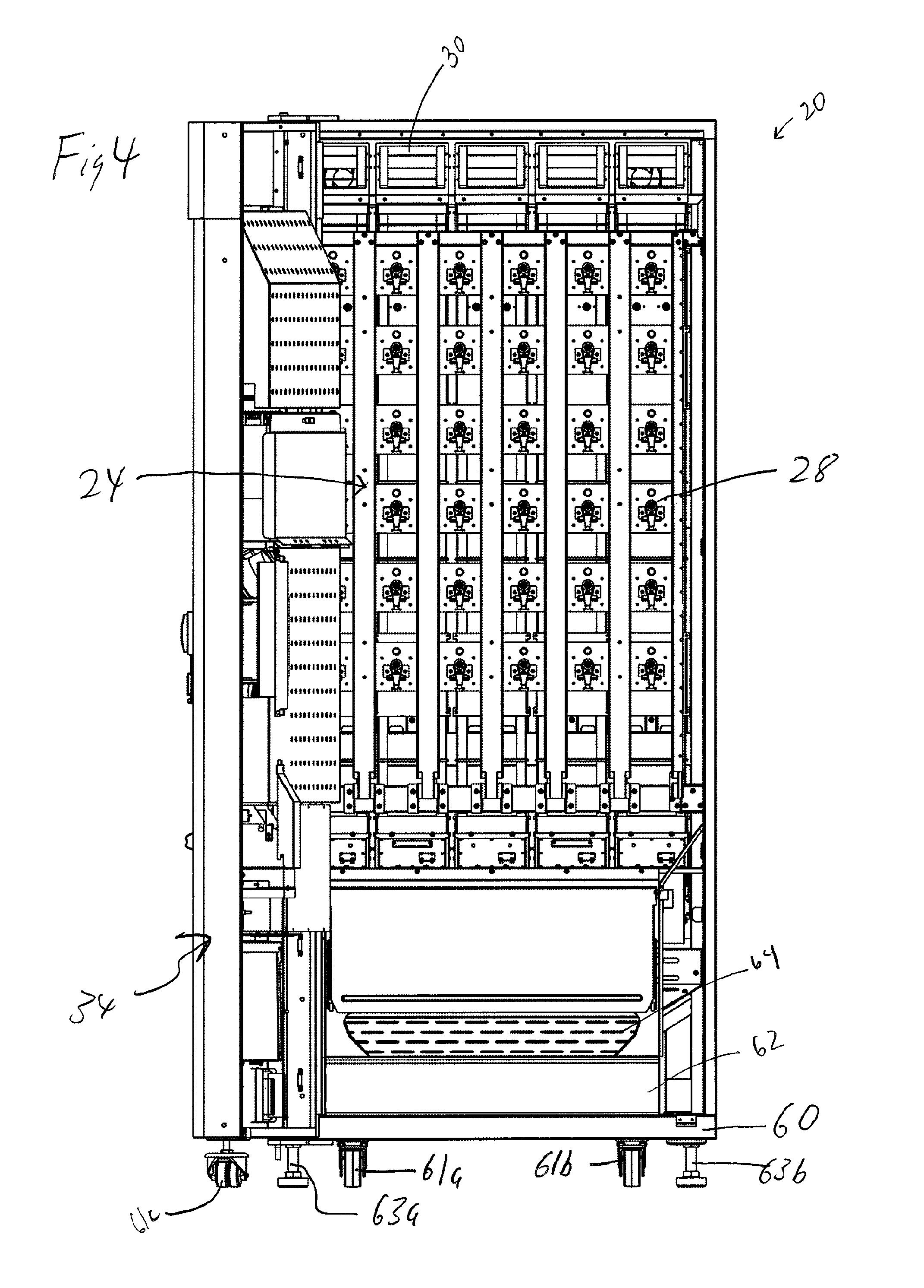 patent us8386074 vending machine patents