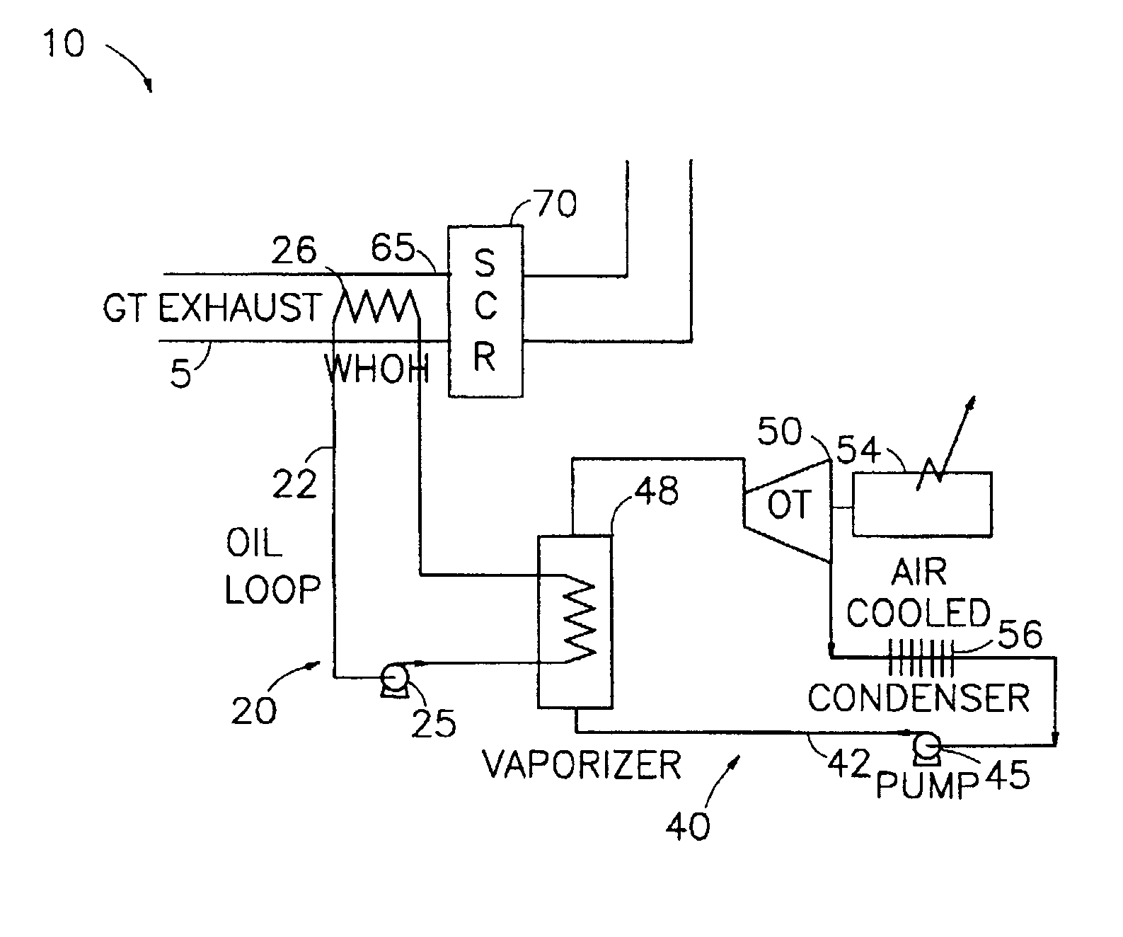 Patent US Gas turbine exhaust gas cooling system Google