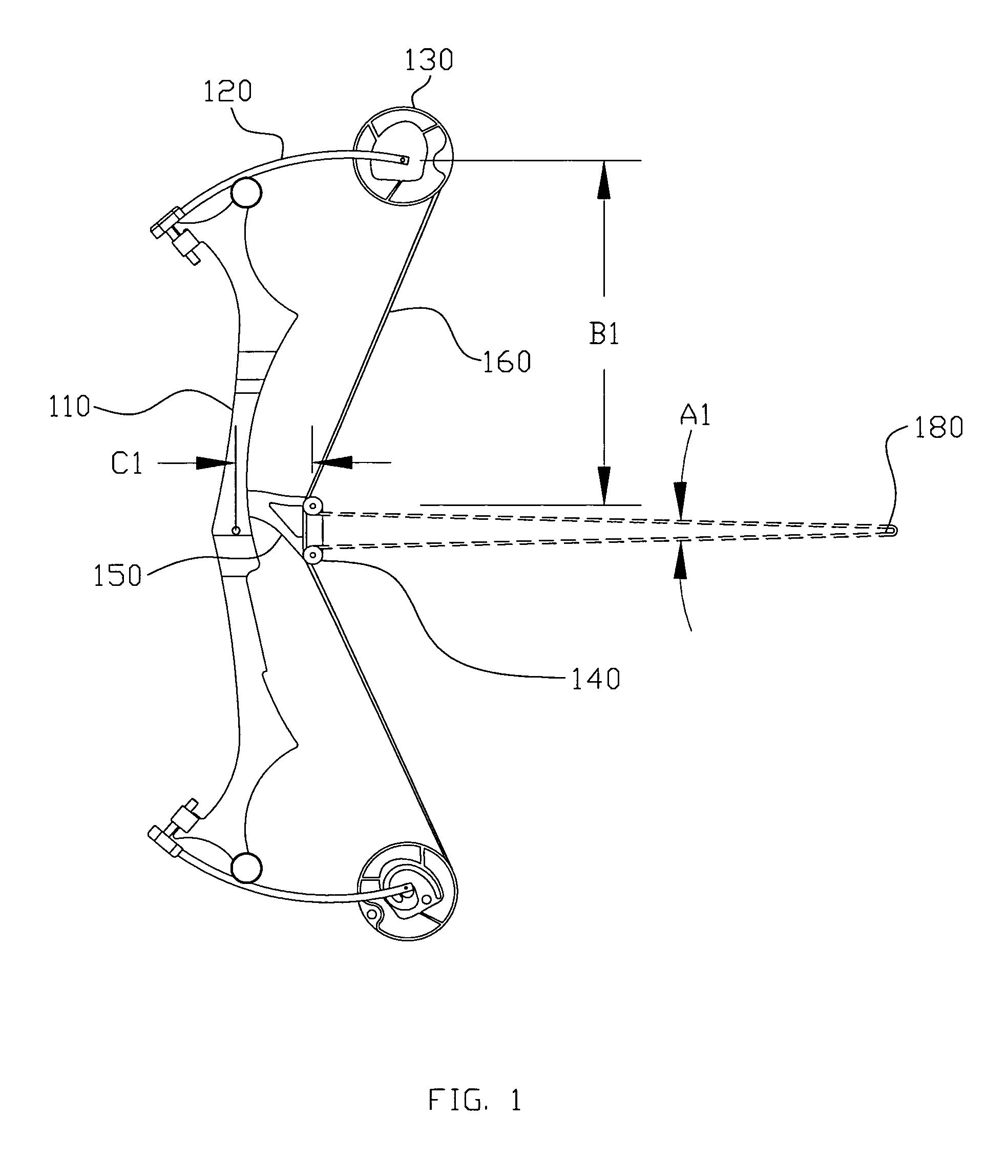 Patent US8387604 - Compound bow - Google Patents