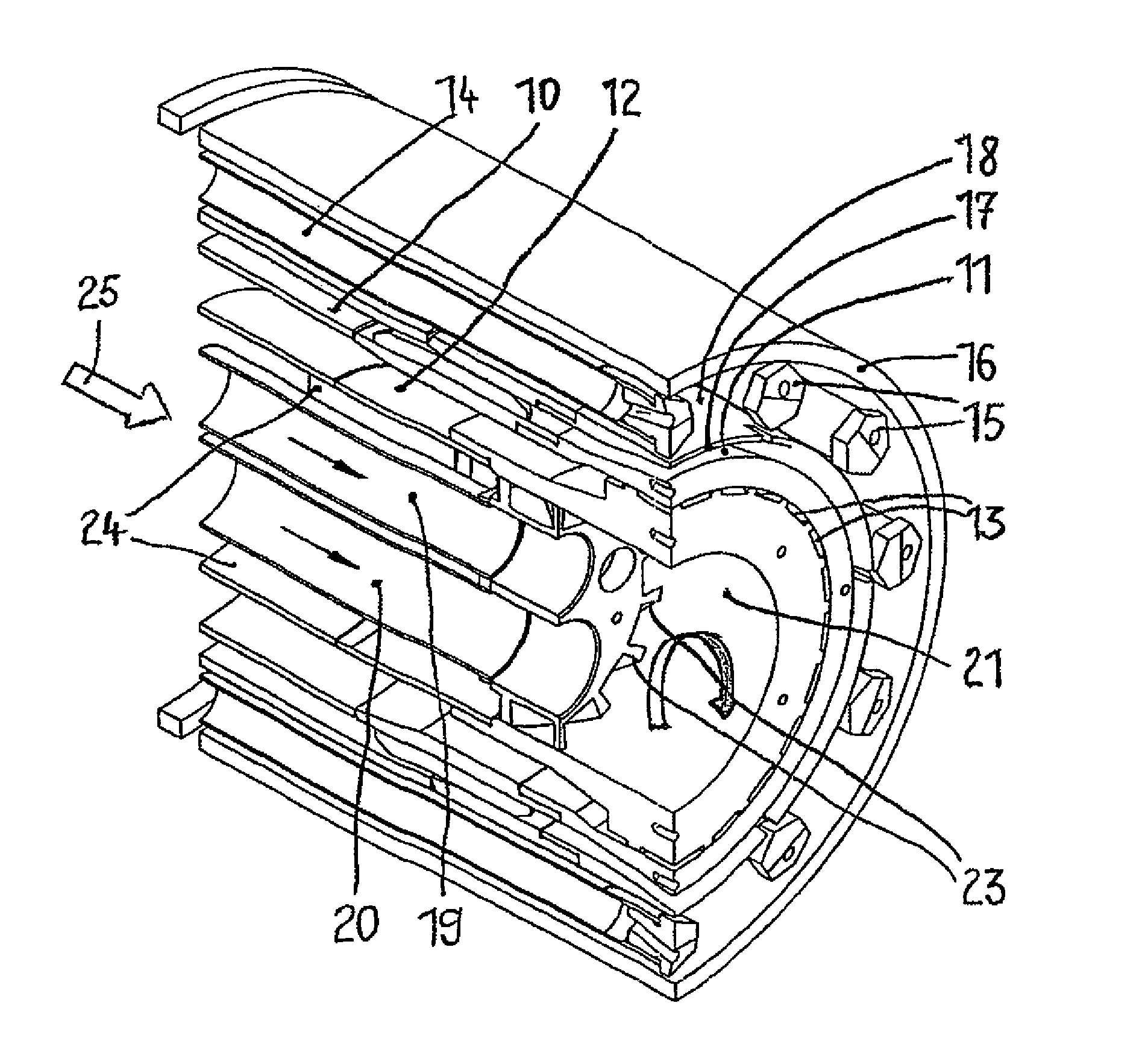 patent us8393893 - rotary furnace burner