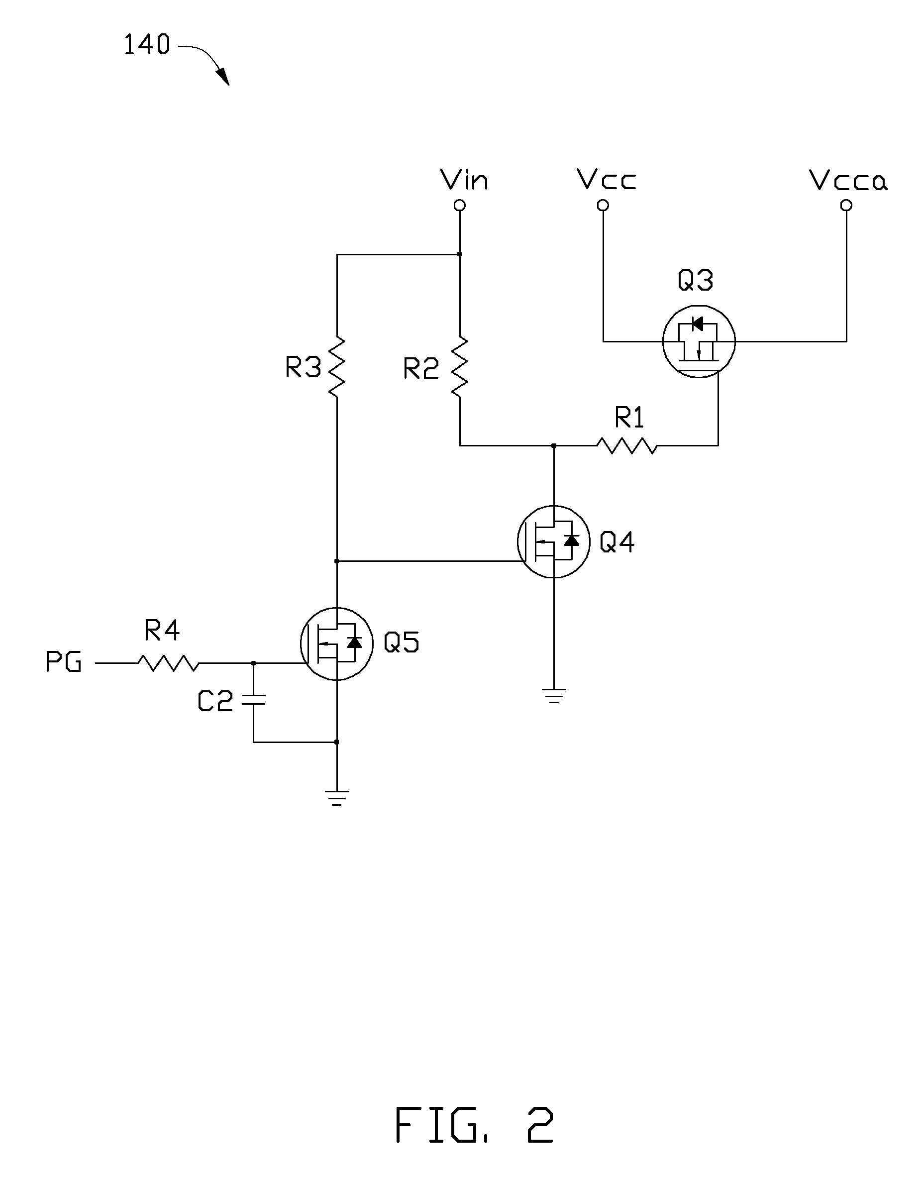 buck converter with delay circuit