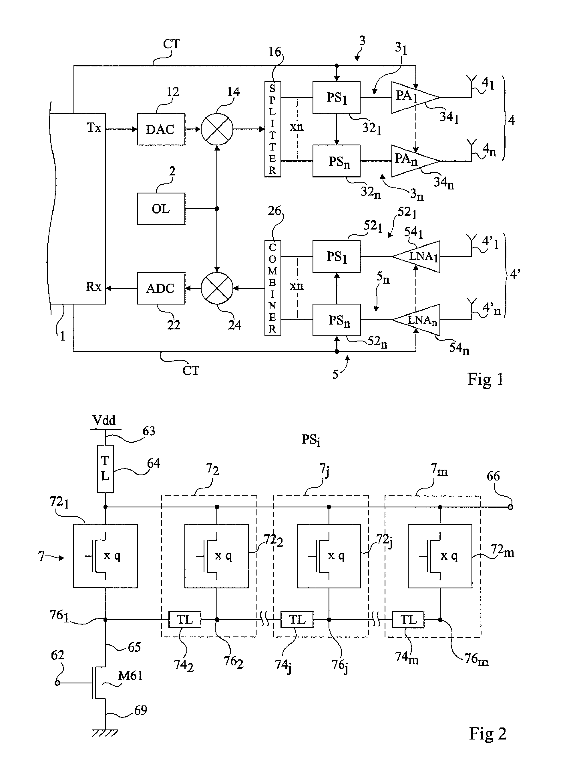 Patent Us8405462 Phase Shift Amplifier Google Patents Transistor Oscillator Electronic Circuits And Diagram Drawing