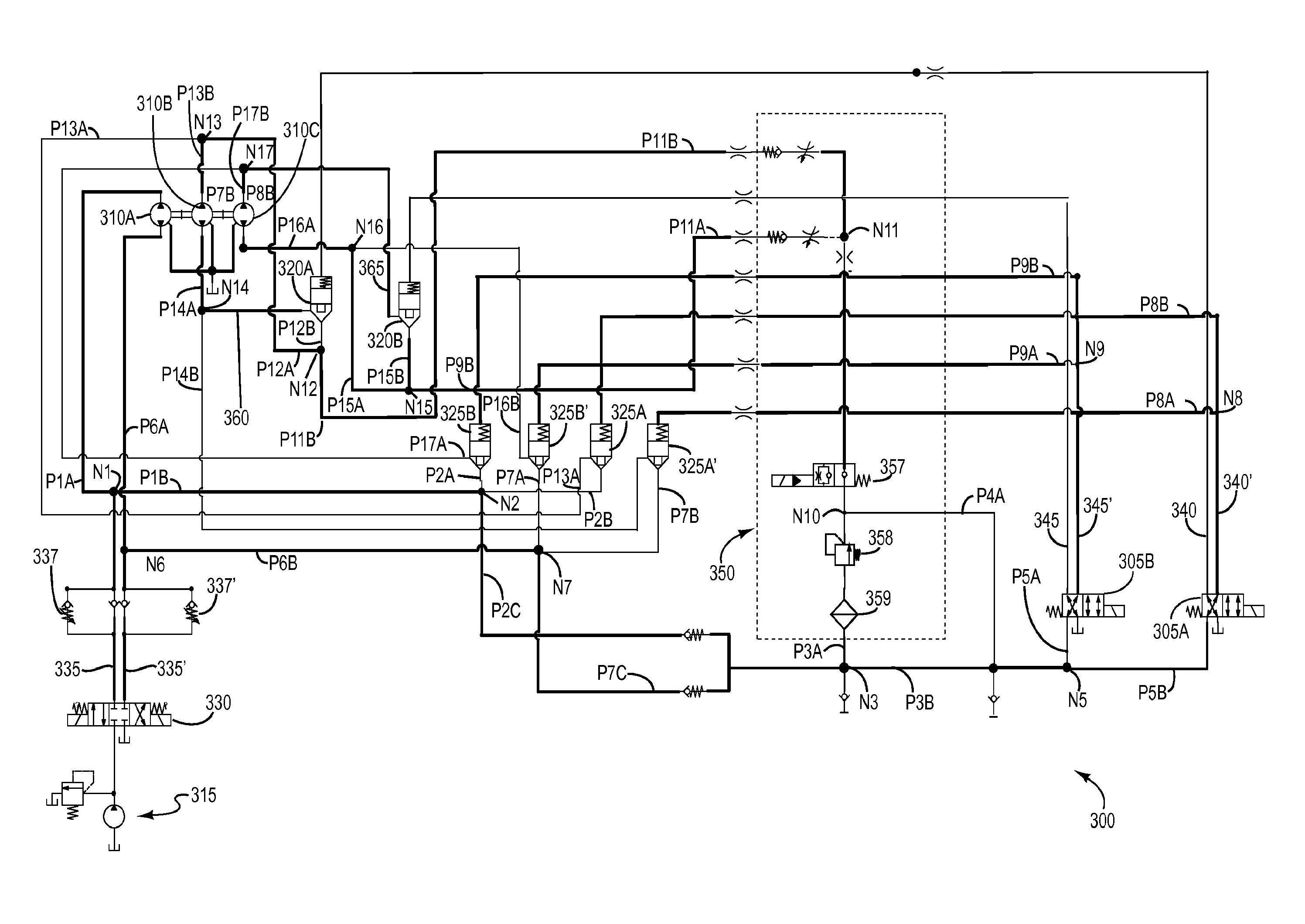 cat 325b wiring diagram box wiring diagram patent us8408328 methods of controllling hydraulic motors patent drawing caterpillar wiring diagram