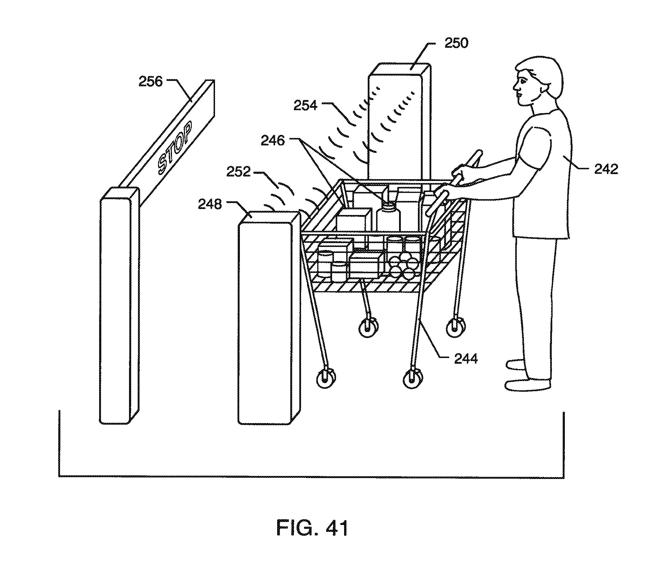 Patent Us8410899 Automobile Keyless Entry System Having An Rfid Daihatsu L5 Wiring Diagram Drawing