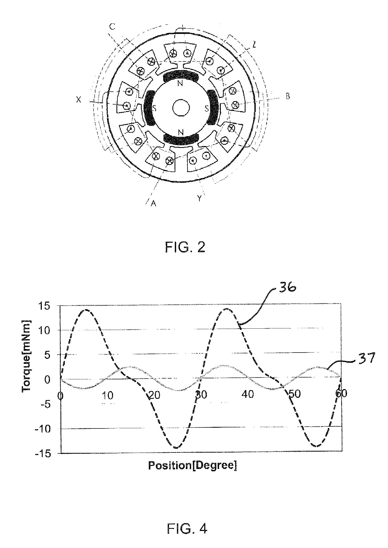 patent us8415855 brushless motor google patents patent drawing