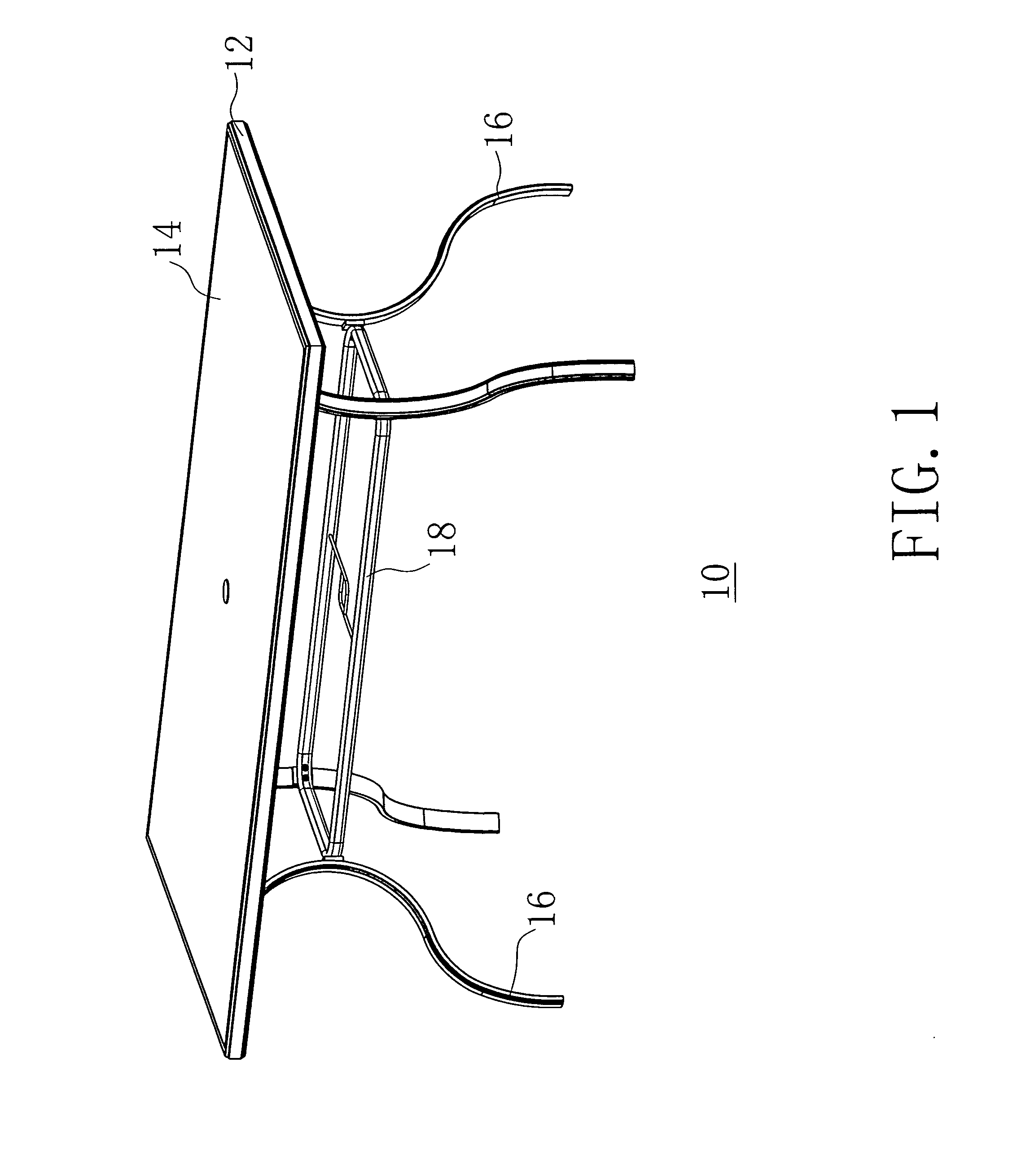 Amazing Patent Drawing