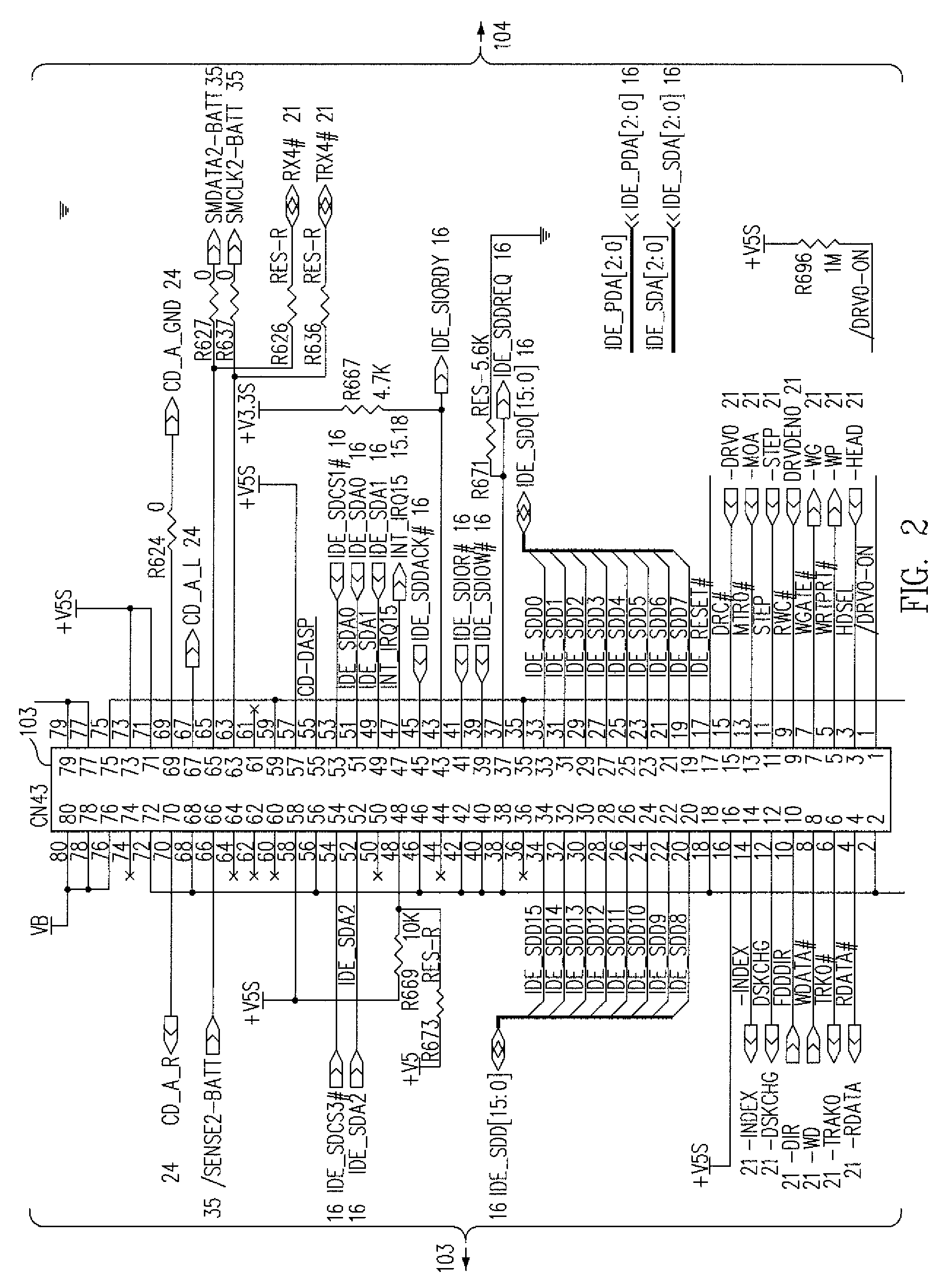 dell docking station connector pinout