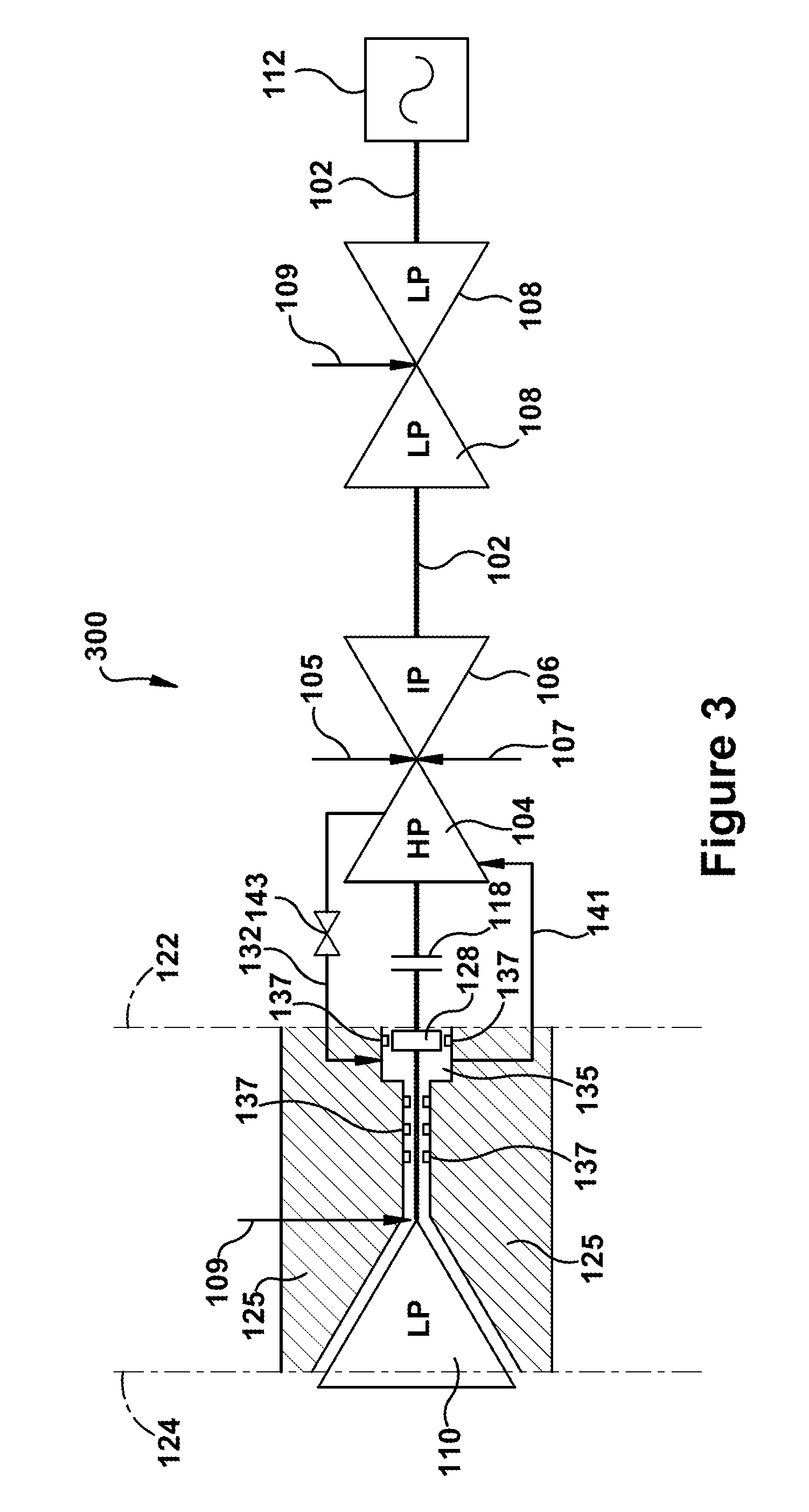 Patent US Systems and apparatus relating to steam turbine