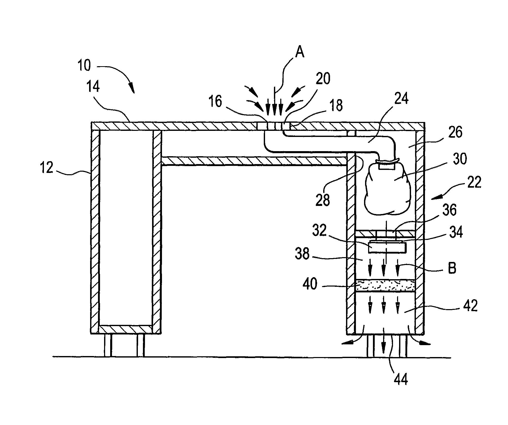 Patent Us8430940 Vacuum System For Nail Salon Work