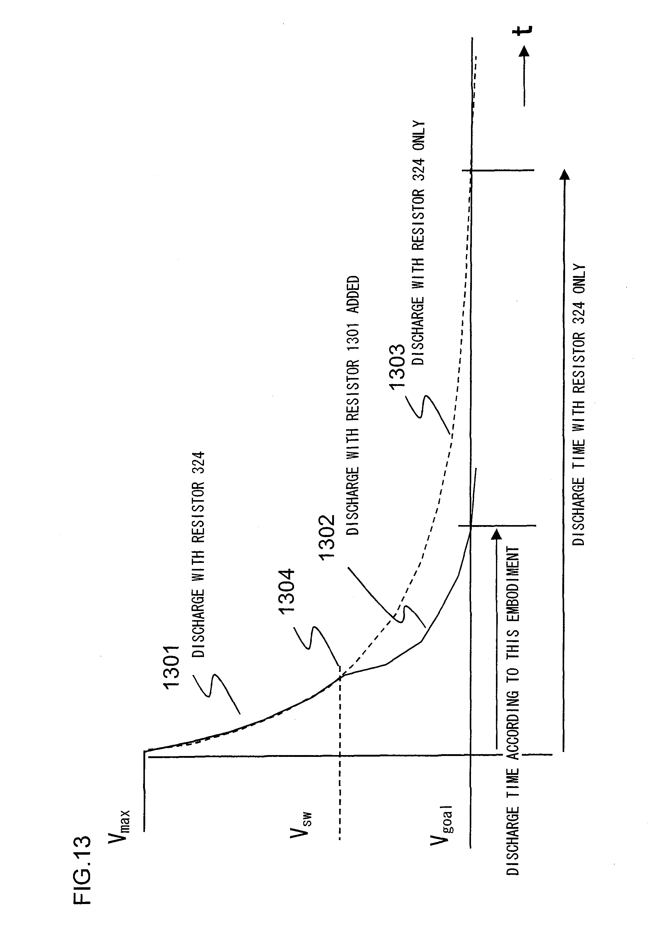 patent us8436590 - discharge circuit for smoothing capacitor of dc power supply