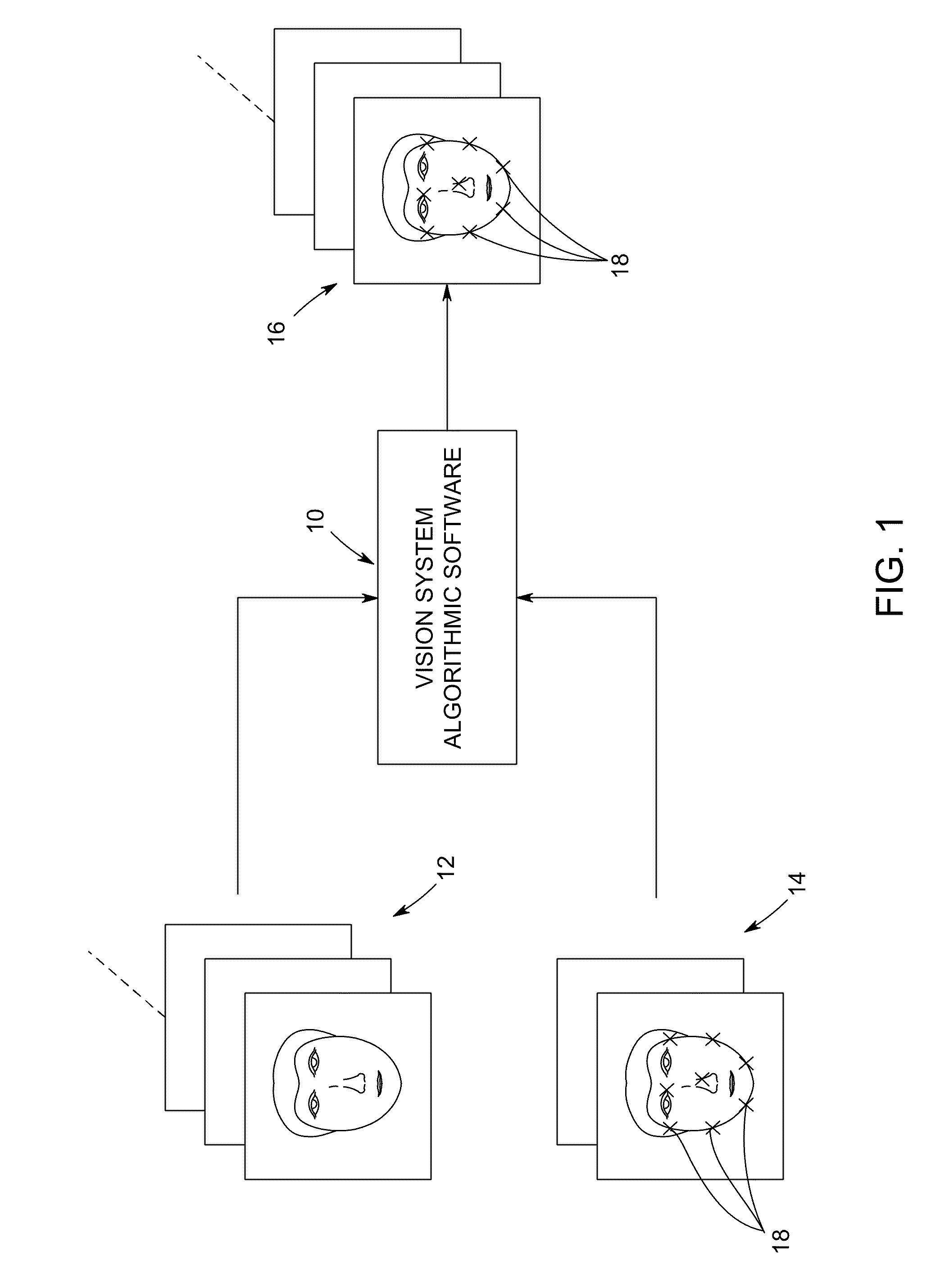 patent us system and method for automatic landmark patent drawing