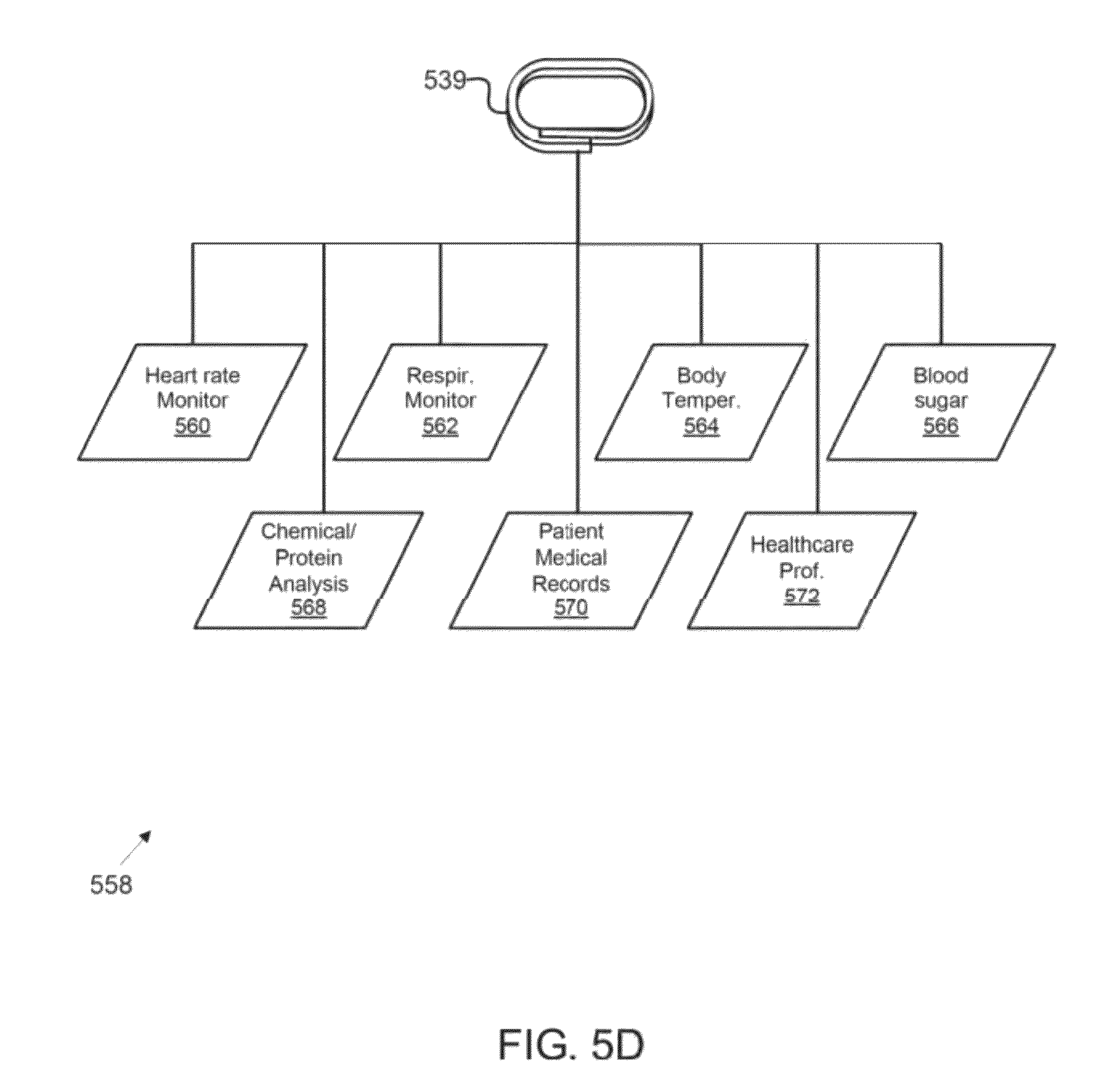 patent us8446275 general health and wellness management method patent drawing