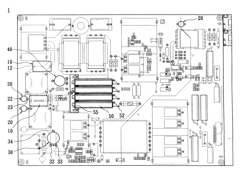 电路 电路图 电子 户型 户型图 平面图 原理图 2611_1924