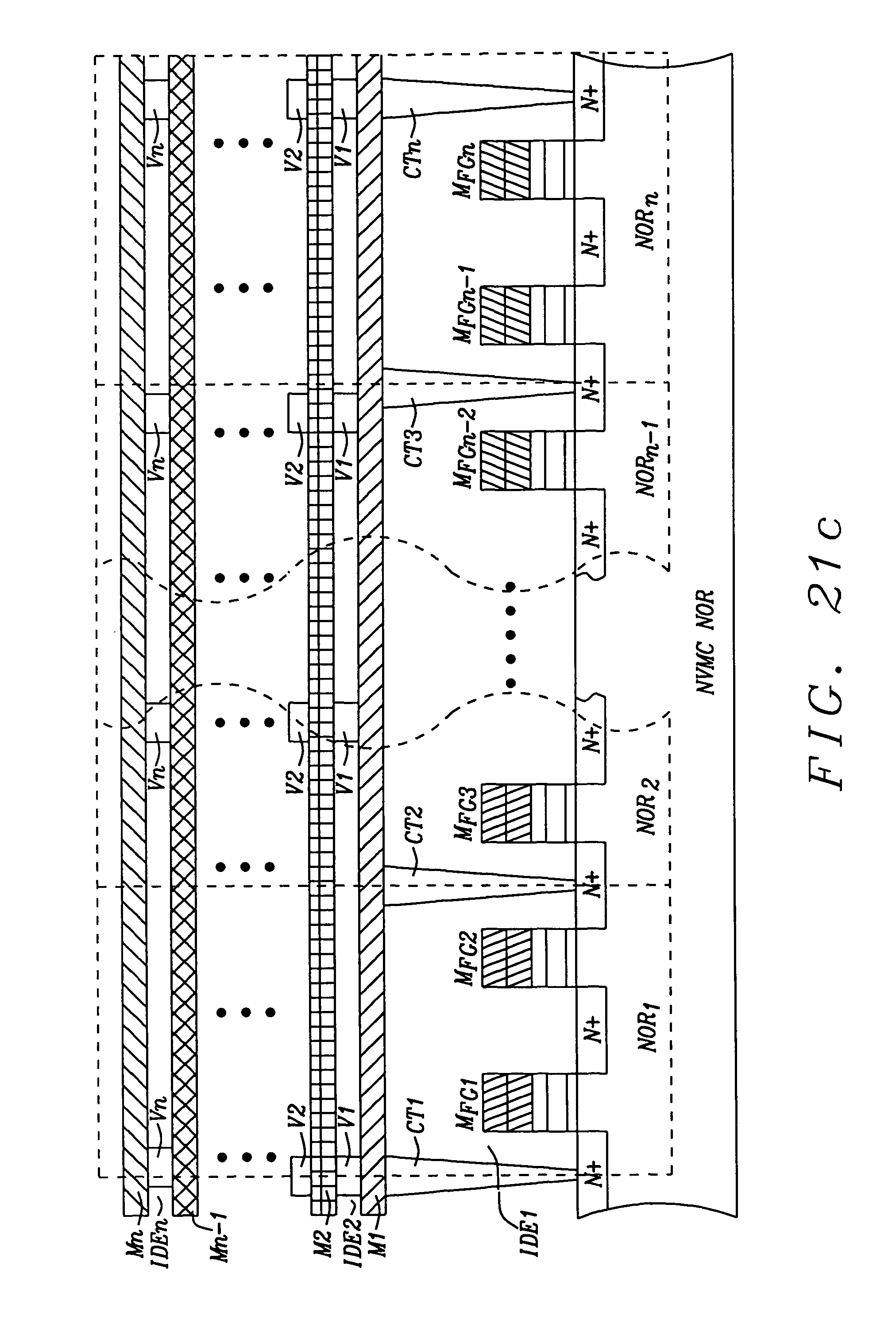 patent us8455923