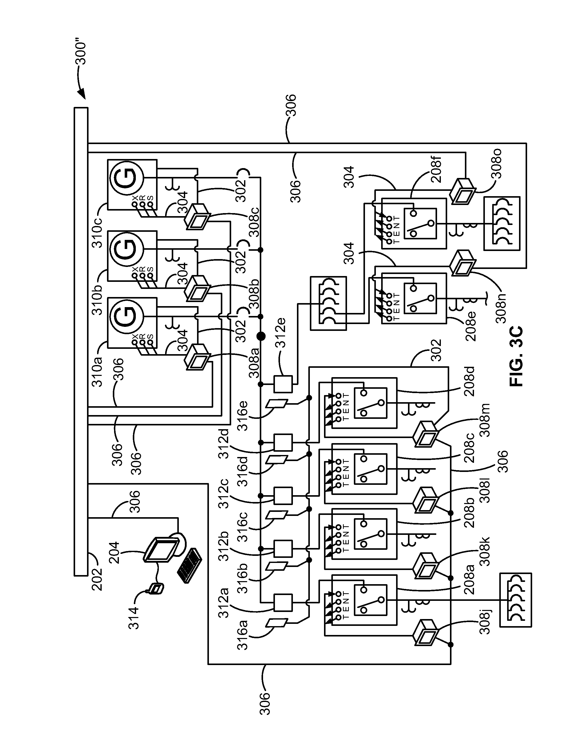 Patent US Automated emergency power supply test using