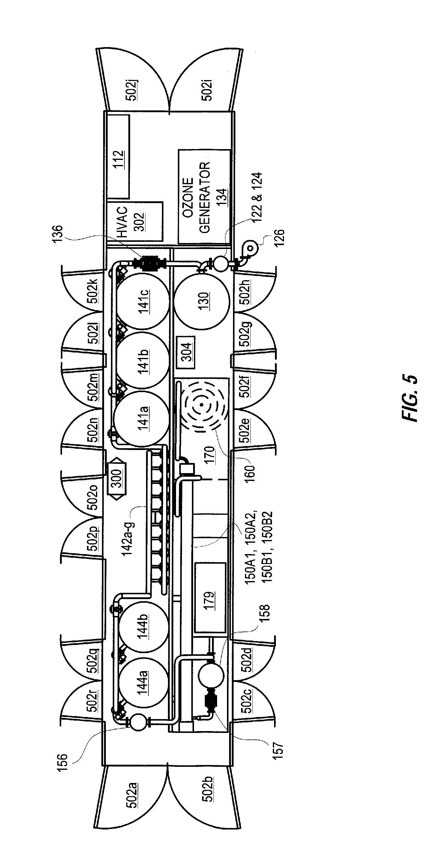 Patent Us8486275 Self Contained Portable Multi Mode Water 2013 Mustang Fuse Box Drawing
