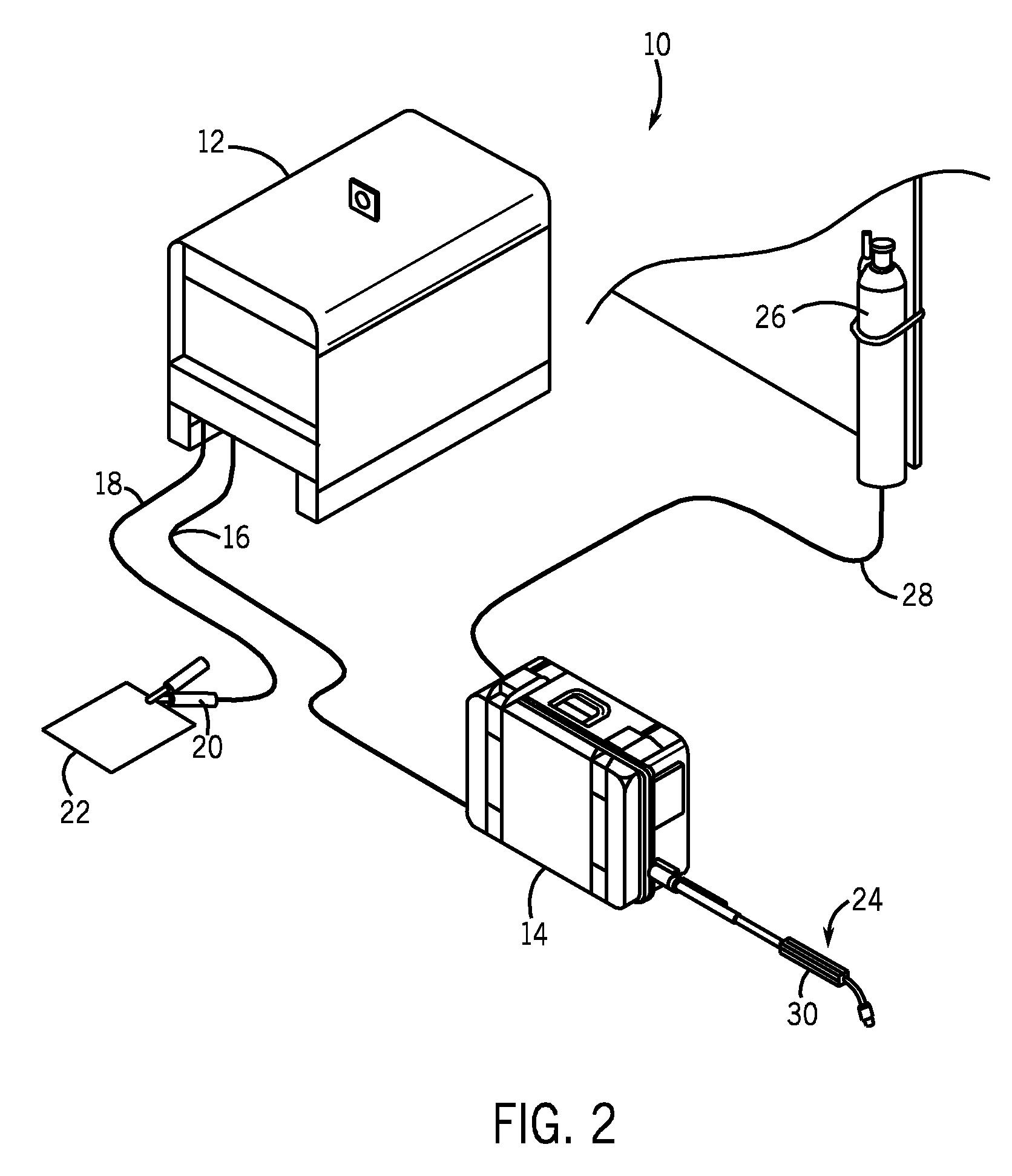 patent us8487216